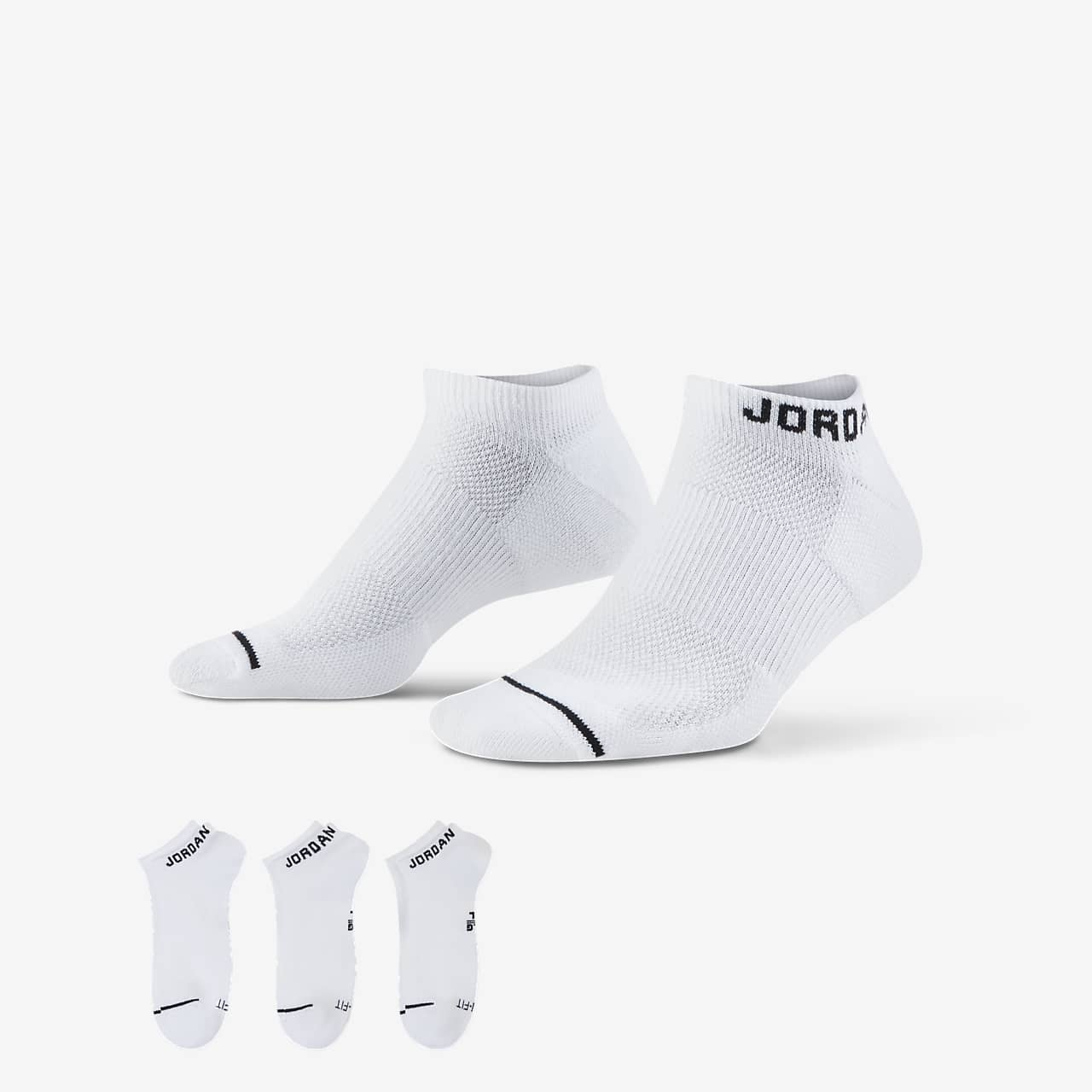 Jordan Jumpman No Show Socken (3 Paar)