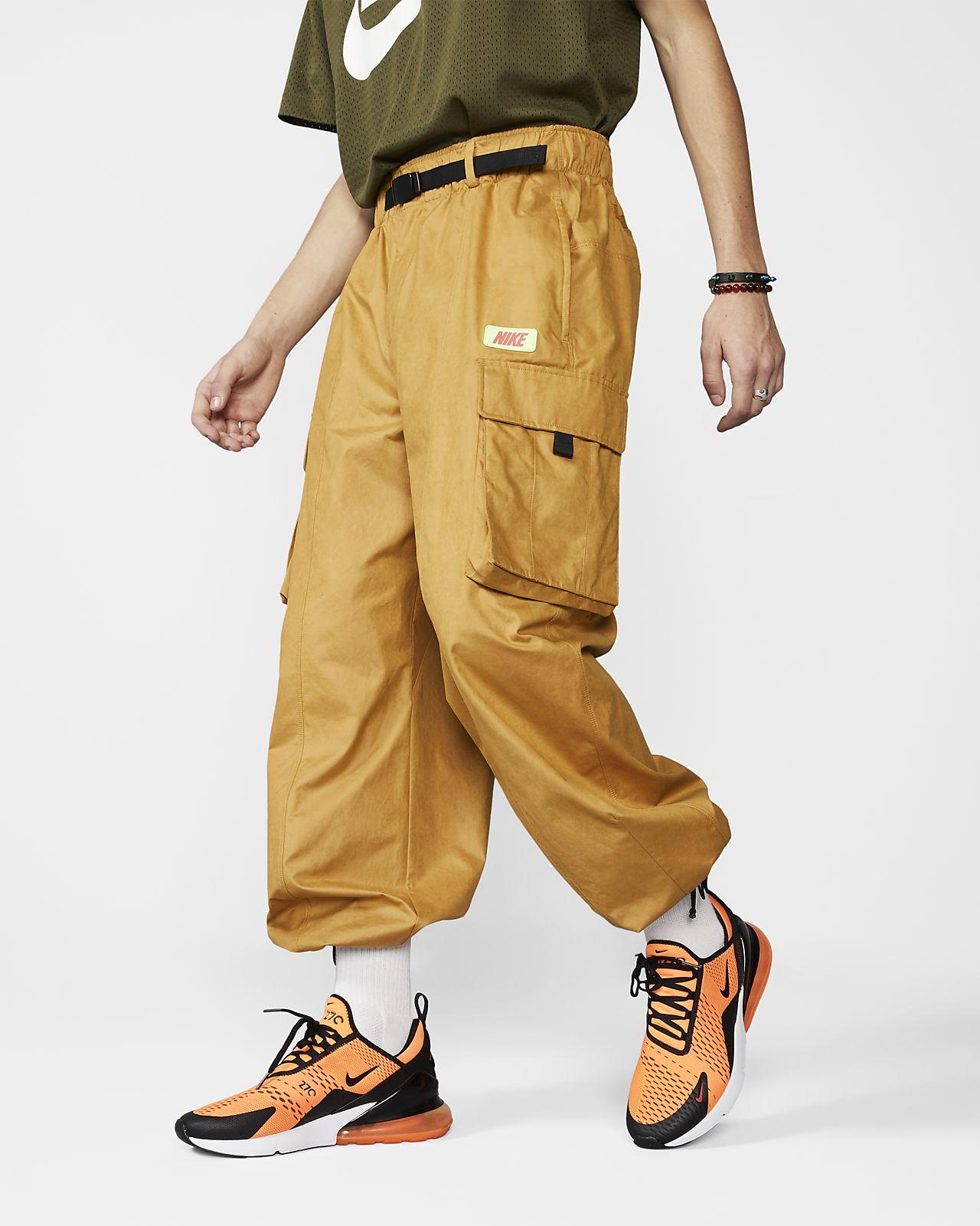 Nike Sportswear男/女工装长裤