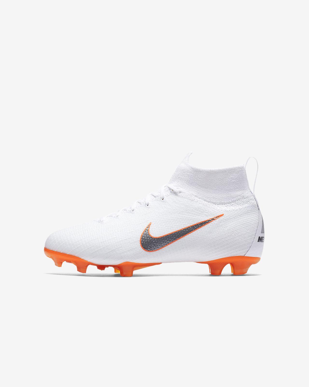 finest selection ea25d 45f32 ... chaussure de football à crampons pour terrain sec nike jr. mercurial  superfly 360 elite just