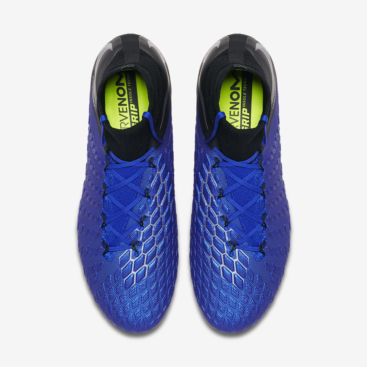 size 40 94189 6b3c7 ... Nike Hypervenom III Elite Dynamic Fit Anti-Clog SG-PRO Soft-Ground  Football