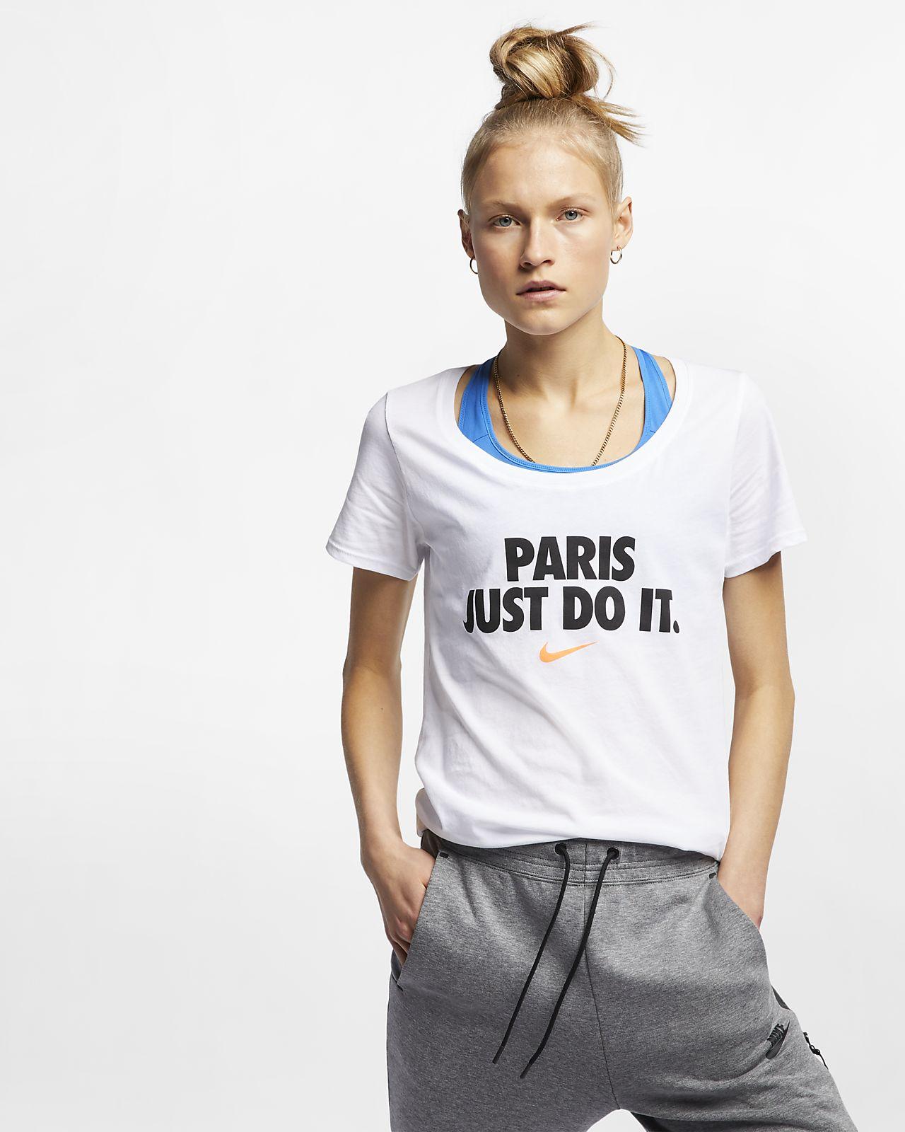T-shirt damski Nike City (Paris)