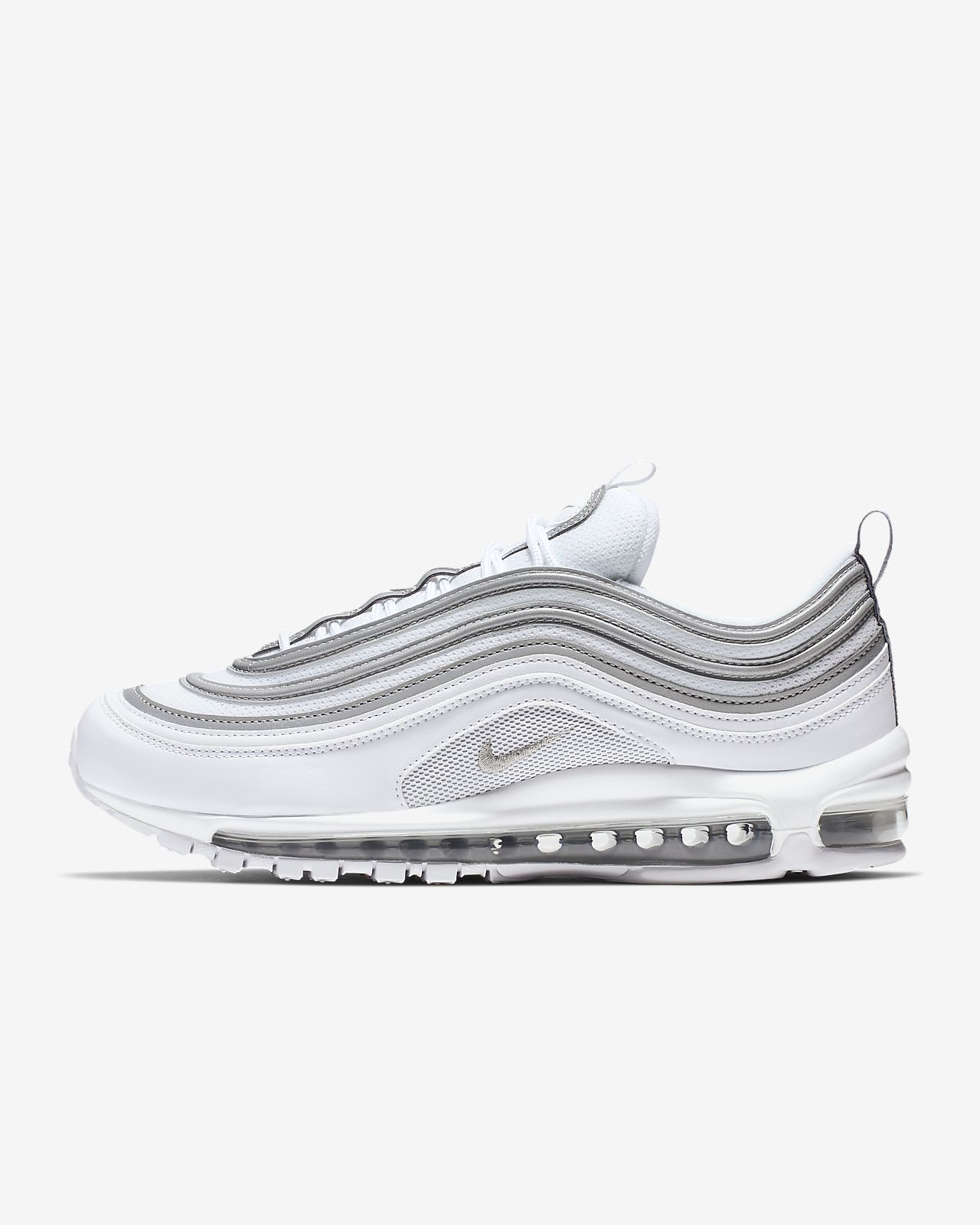 new concept 443ed 7bd89 all grey air max 97