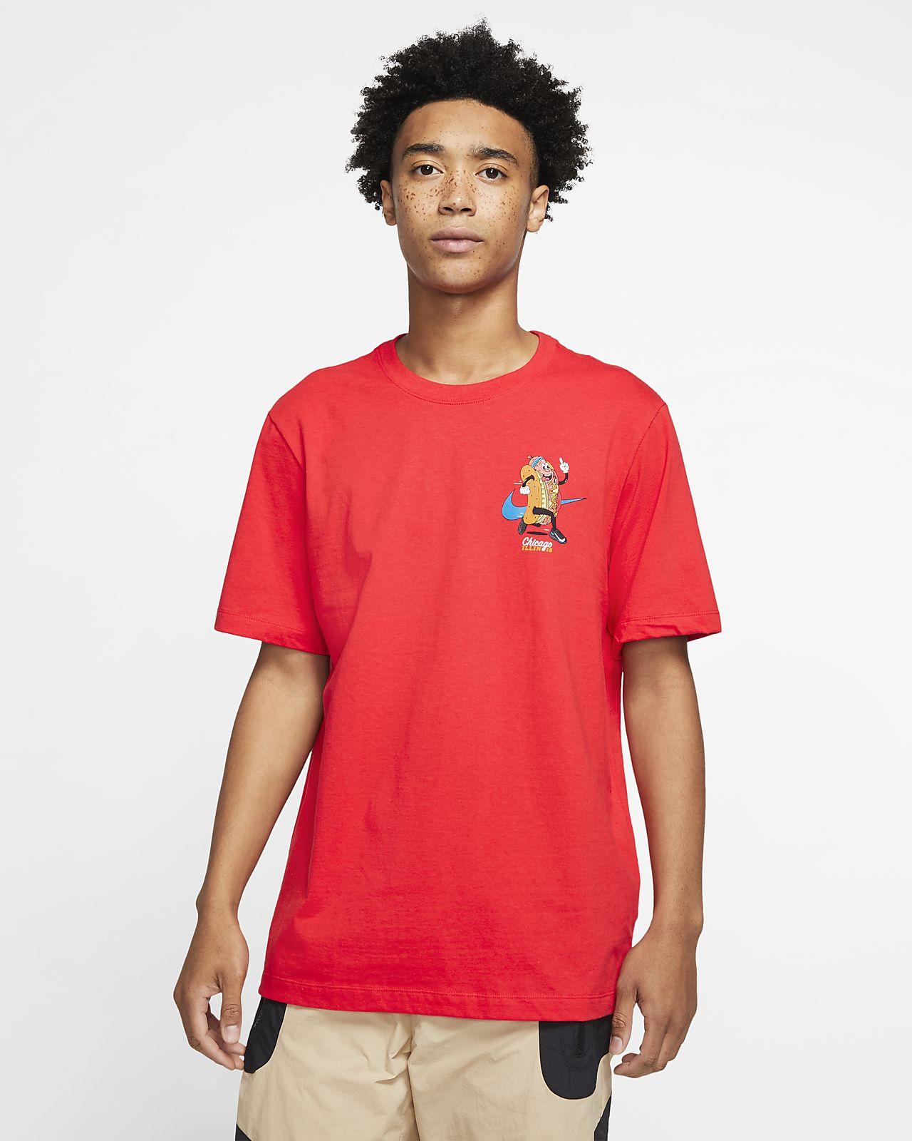 Nike Sportswear Chicago Men's T-Shirt