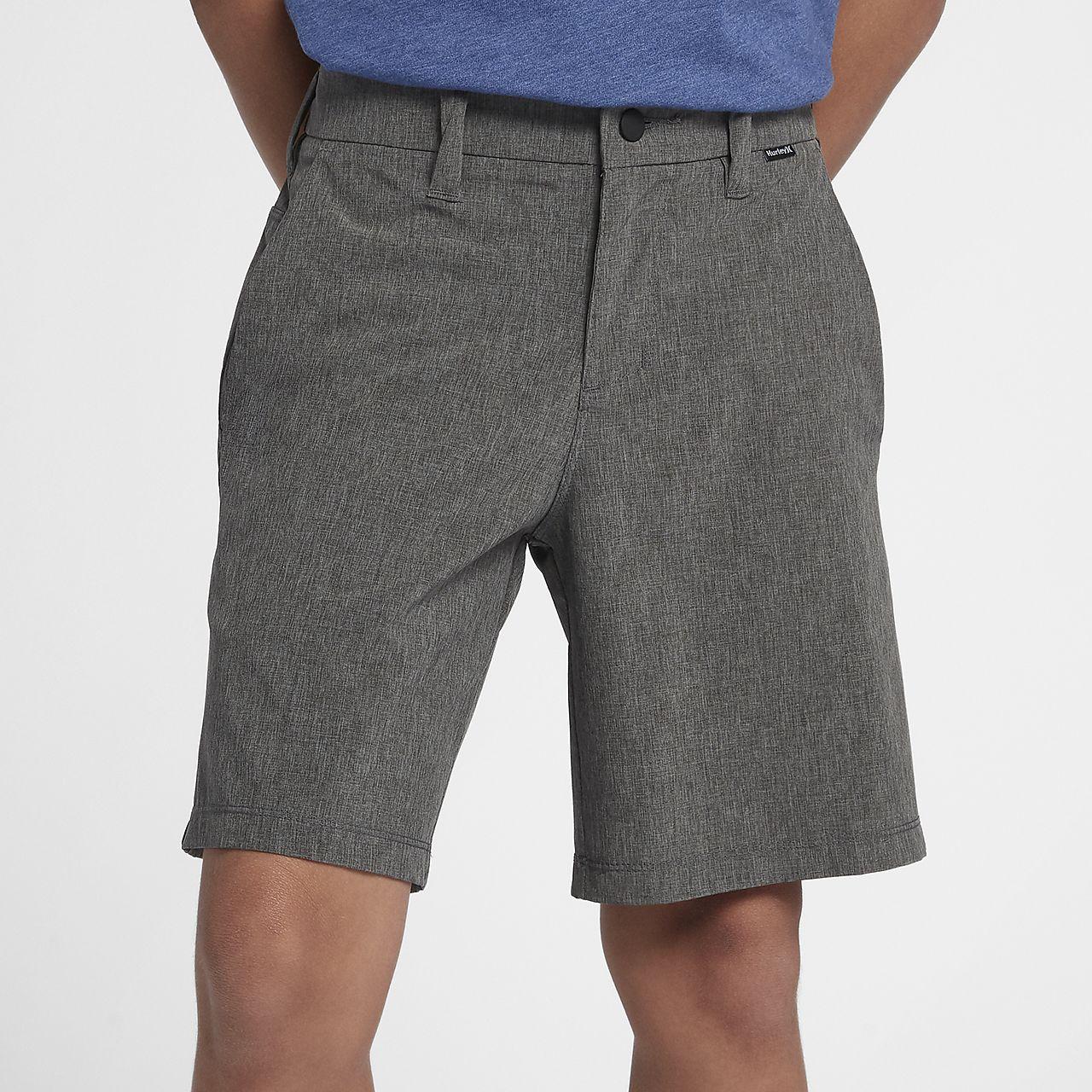 Hurley Phantom-bermudashorts (41 cm) til drenge
