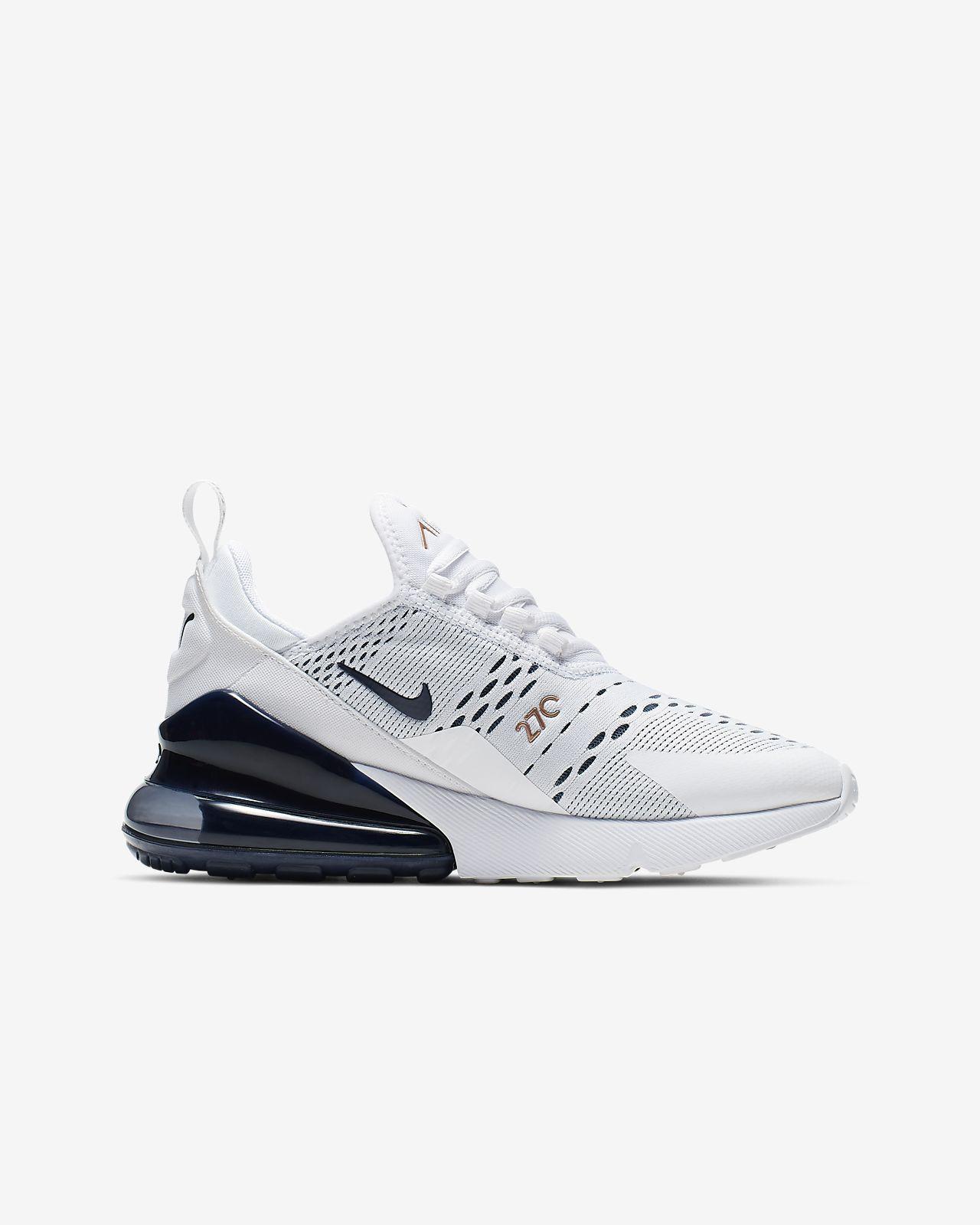 Pour Air Âgé Chaussure Plus Max Enfant Nike 270 mw80Nn