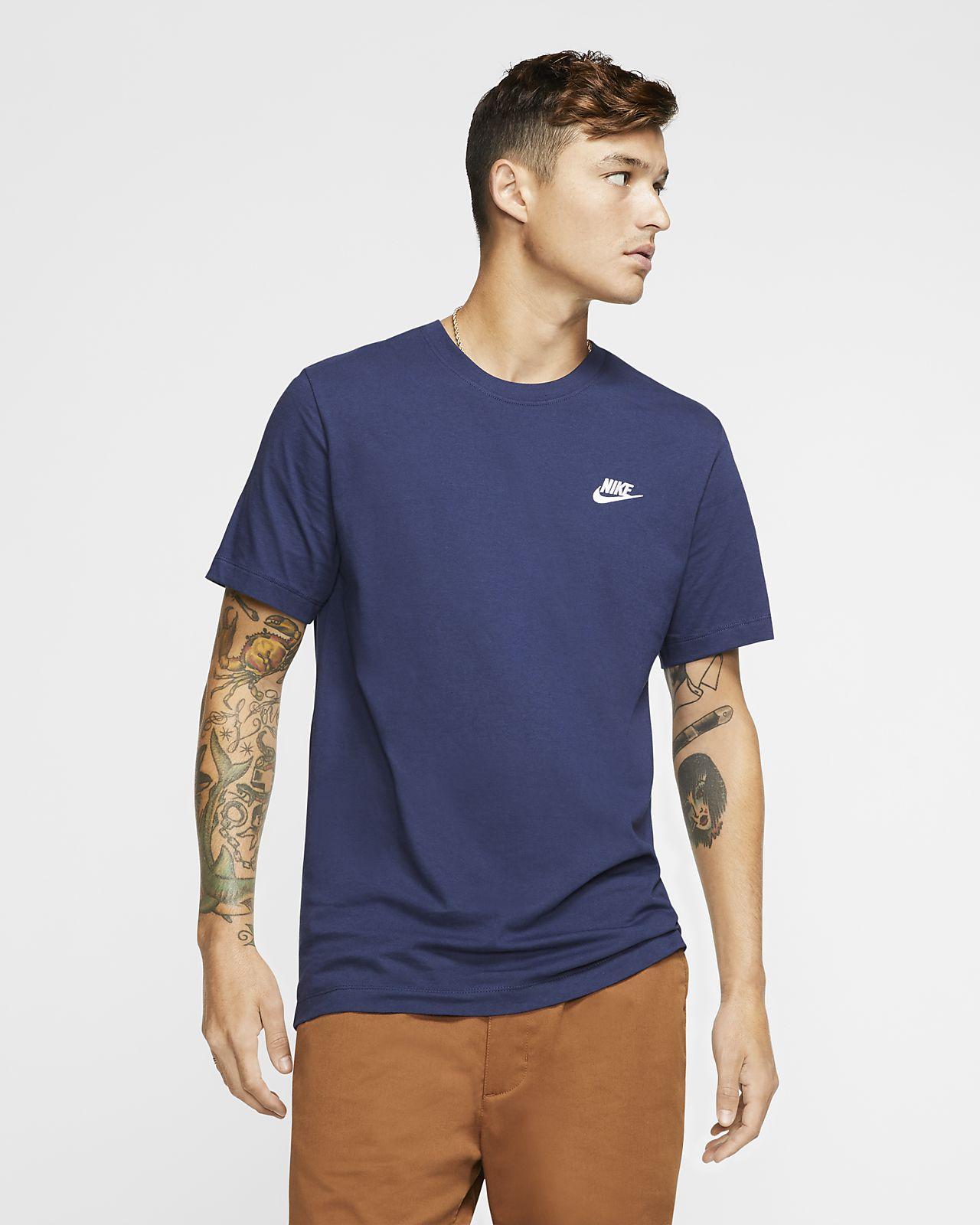 Tee shirt Nike Sportswear Club pour Homme