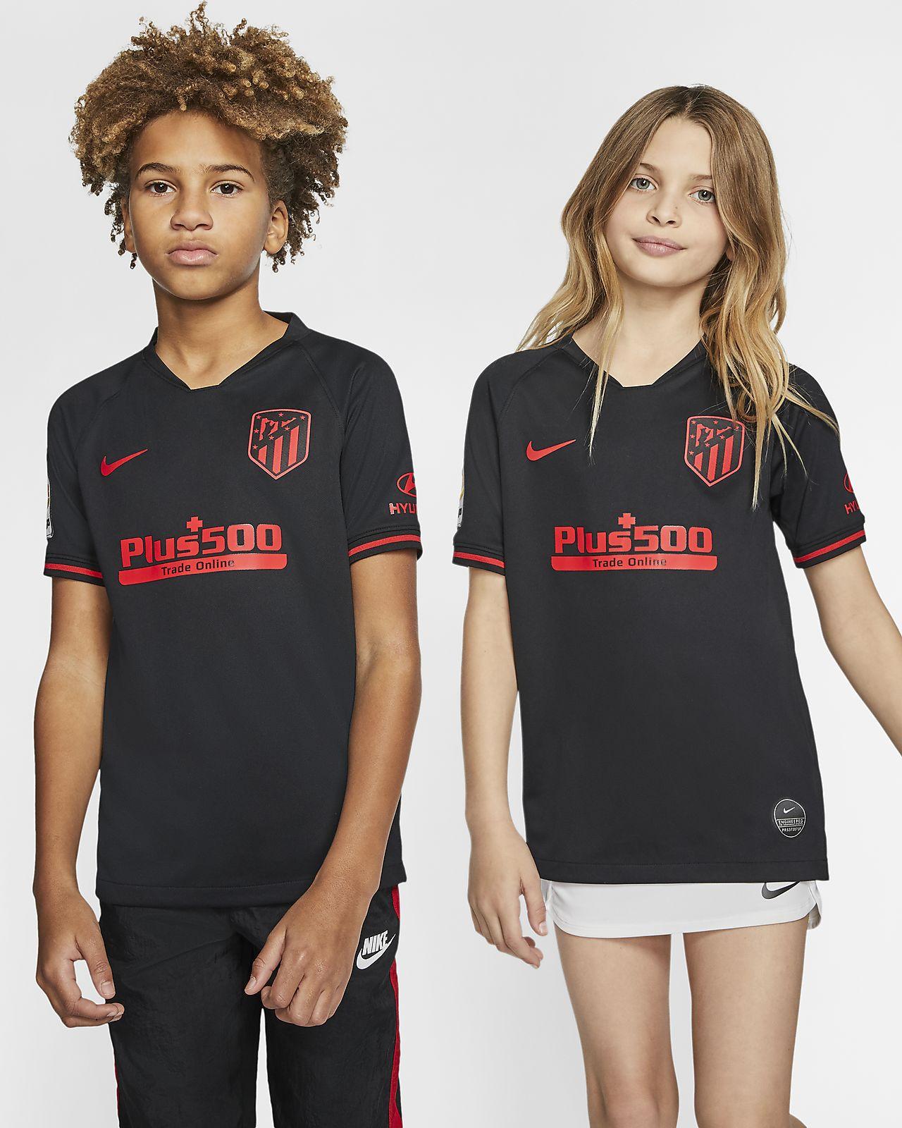 Футбольное джерси для школьников Atlético de Madrid 2019/20 Stadium Away
