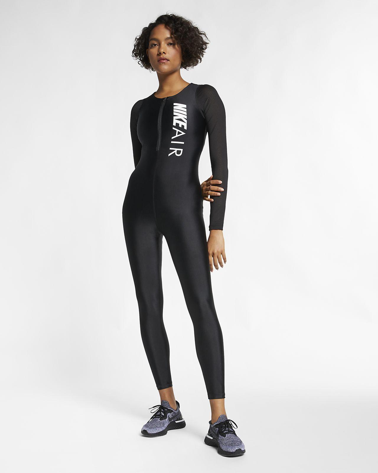 low priced 82681 b0ed8 Nike Air Womens Running Bodysuit. Nike.com AU