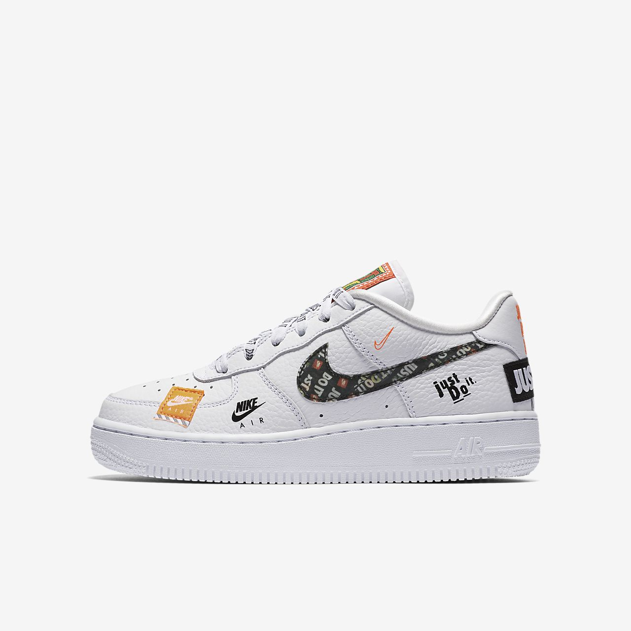 nike air force 1 just do it wit