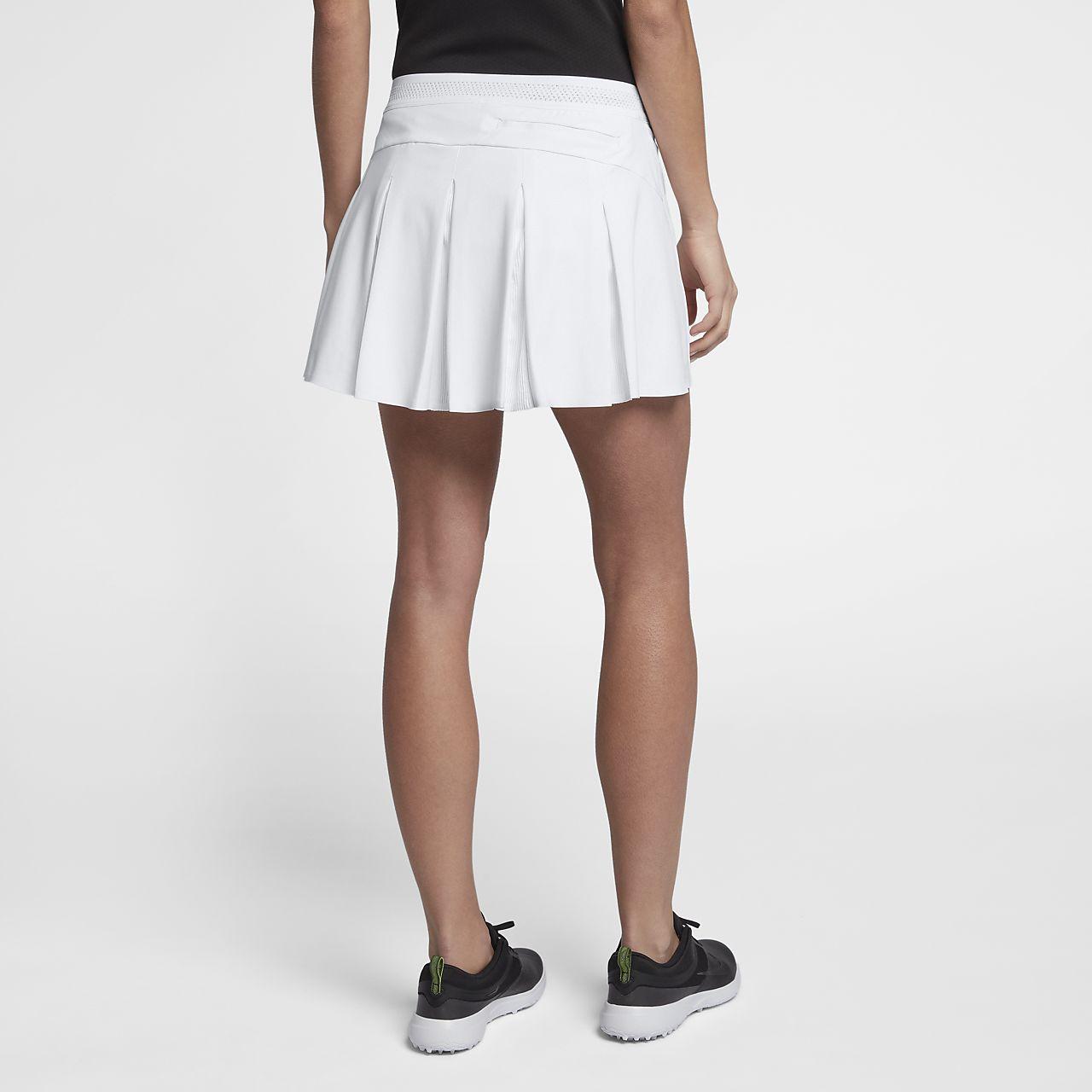 quality design c28dd bc869 ... Jupe-short de golf Nike Flex 35,5 cm pour Femme ...