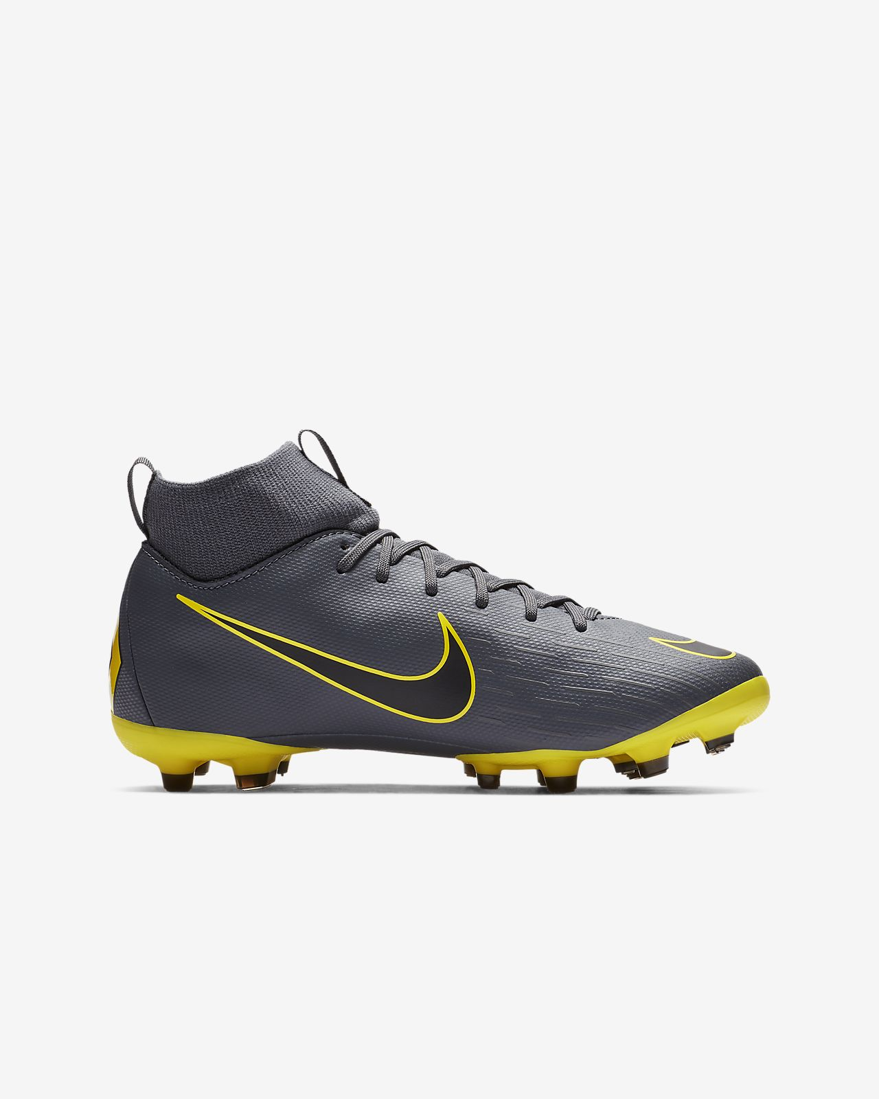 fb39a71ff3 ... Chaussure de football multi-terrains à crampons Nike Jr. Superfly 6  Academy MG Game