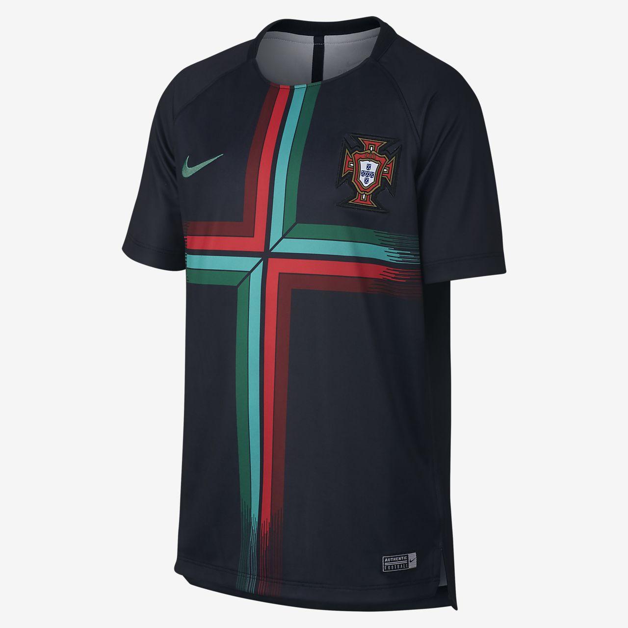Maglia da calcio Portugal Dri-FIT Squad - Ragazzi