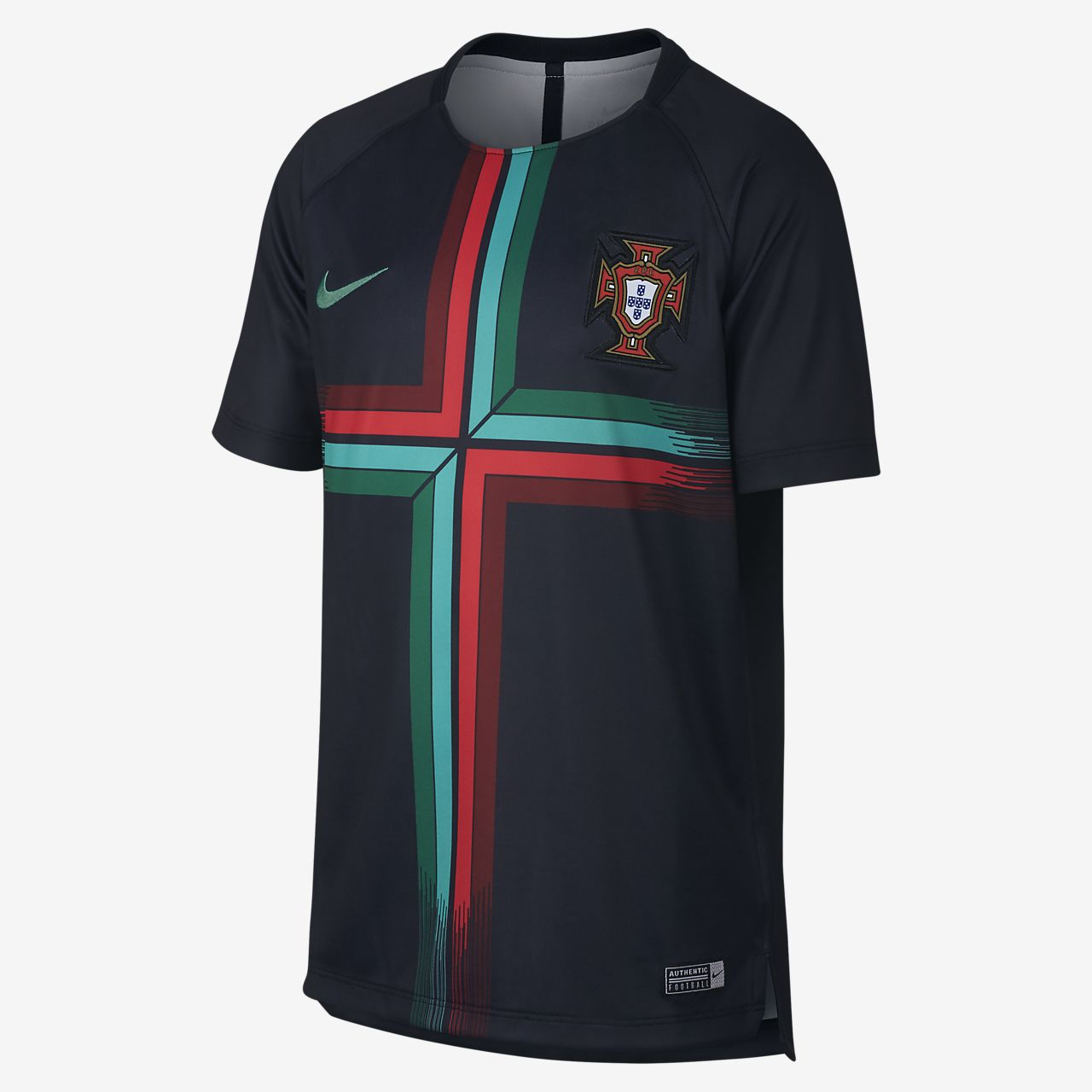 Portugal Dri-FIT Squad Older Kids' Football Top
