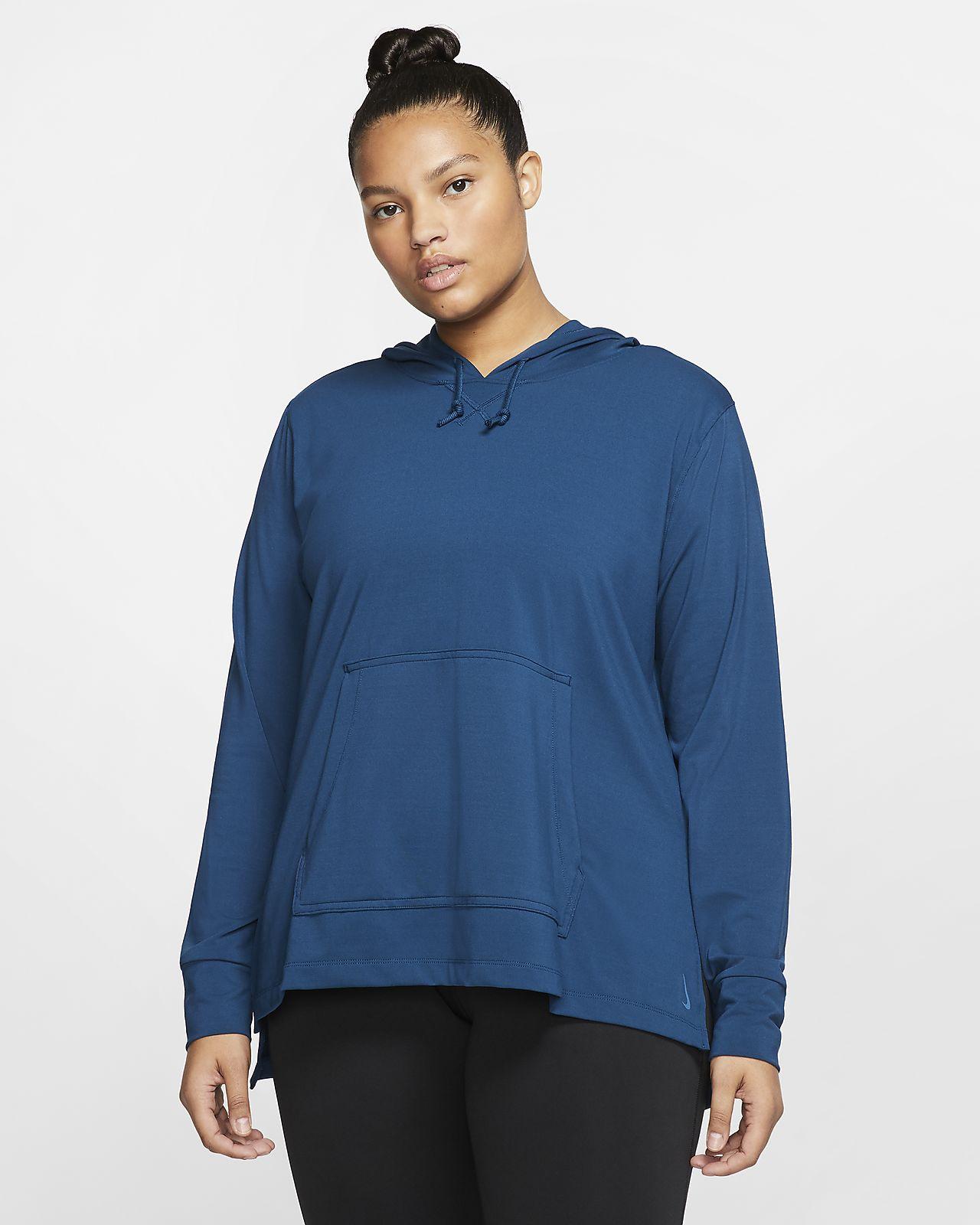 Nike Yoga Women's Hoodie (Plus Size)