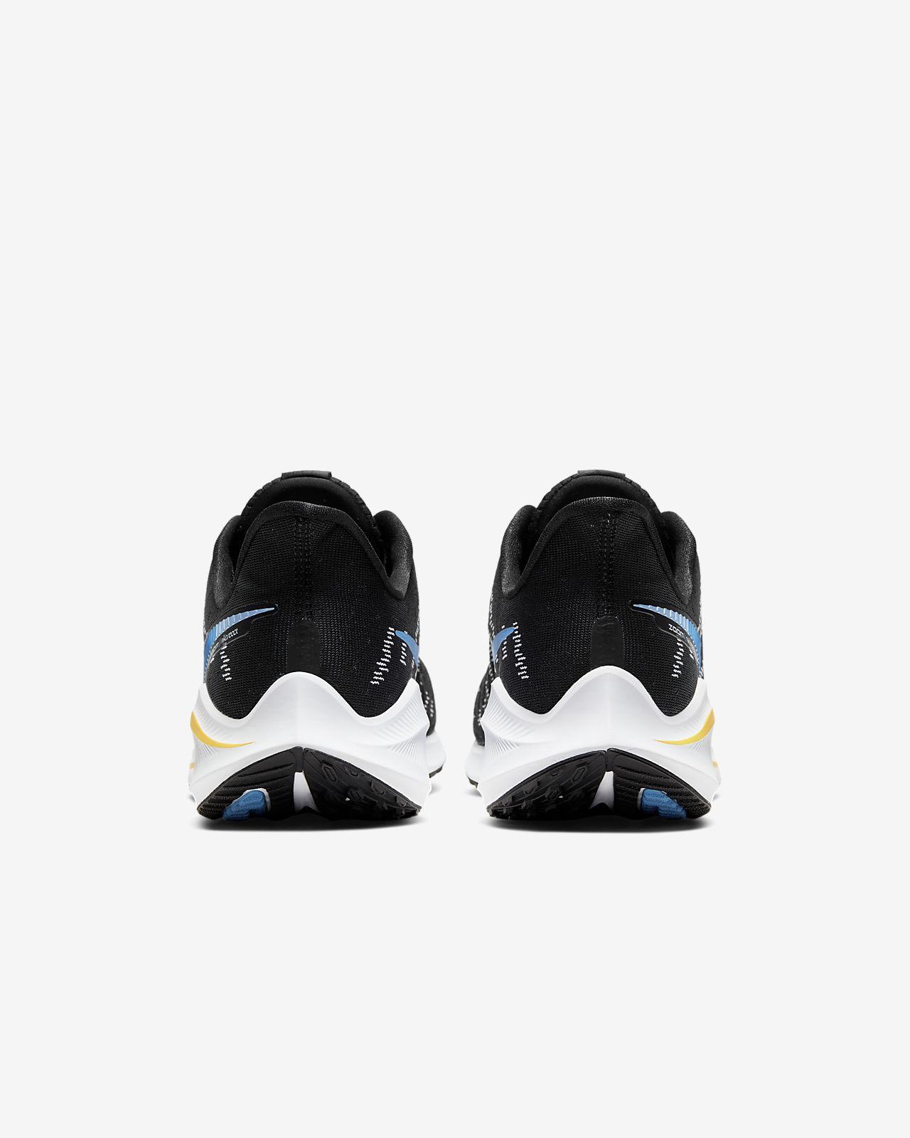Mens Running | Nike Air Zoom Vomero 14 Indigo ForceRed OrbitBlue VoidPhoto Blue