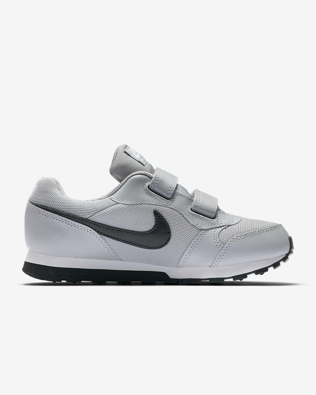 Precio inferior Nike Md Runner 2 Zapatillas bajas Mujer Gris