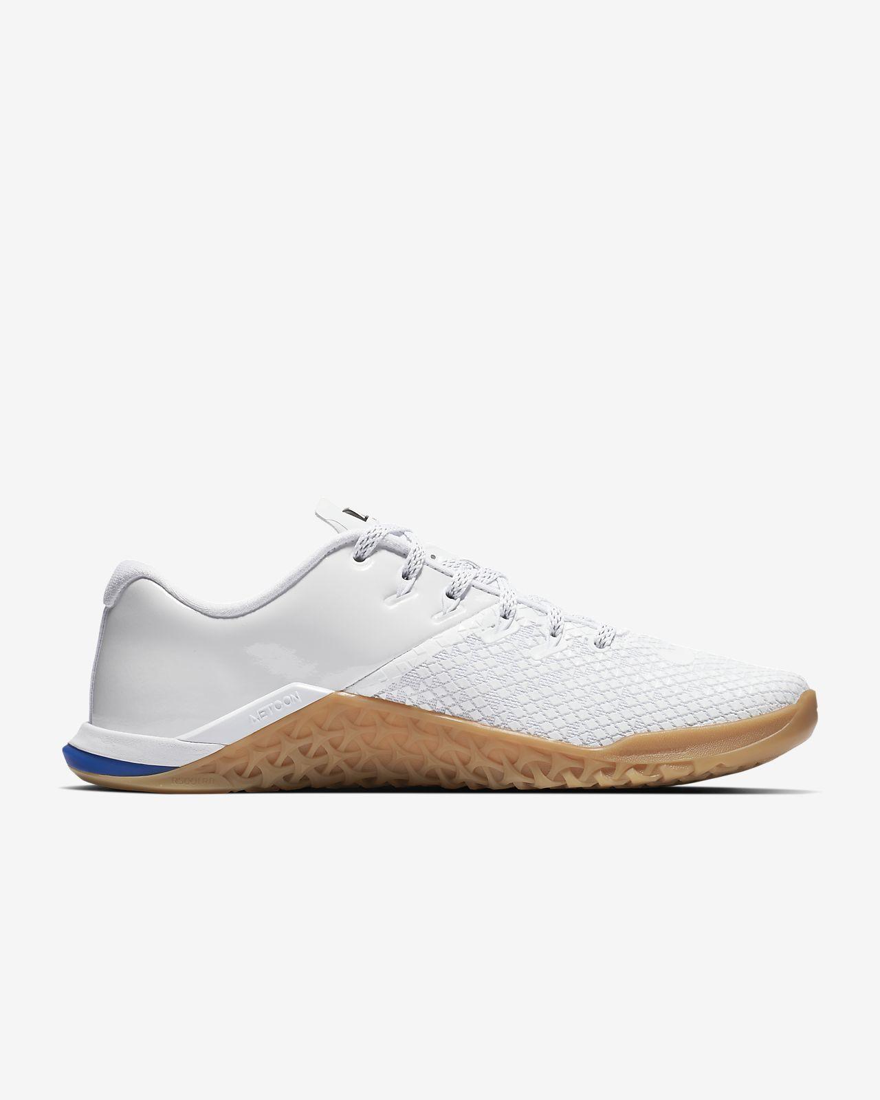 official photos 04955 9b3c9 ... Chaussure de cross-training et de renforcement musculaire Nike Metcon 4  XD X Whiteboard pour