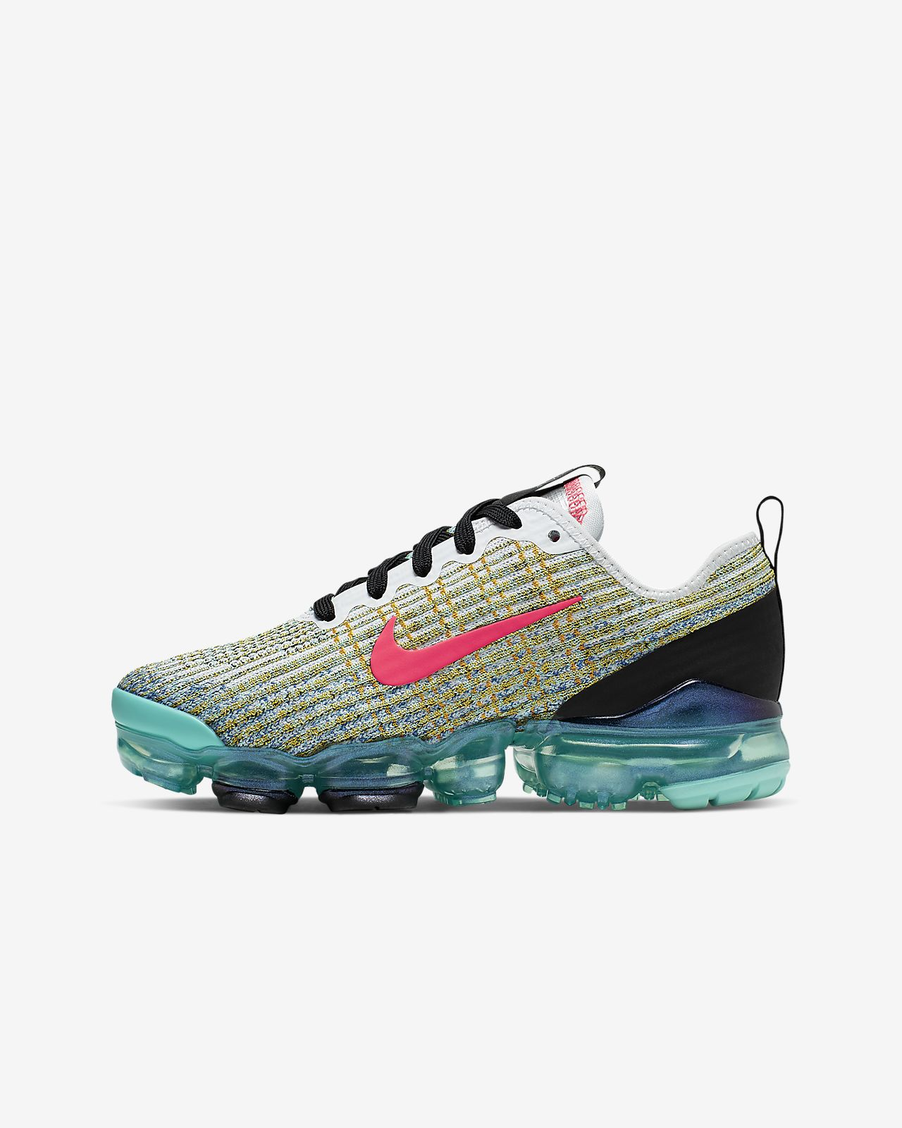 promo code a1187 d1c06 Nike Air VaporMax Flyknit 3 Big Kids' Shoe