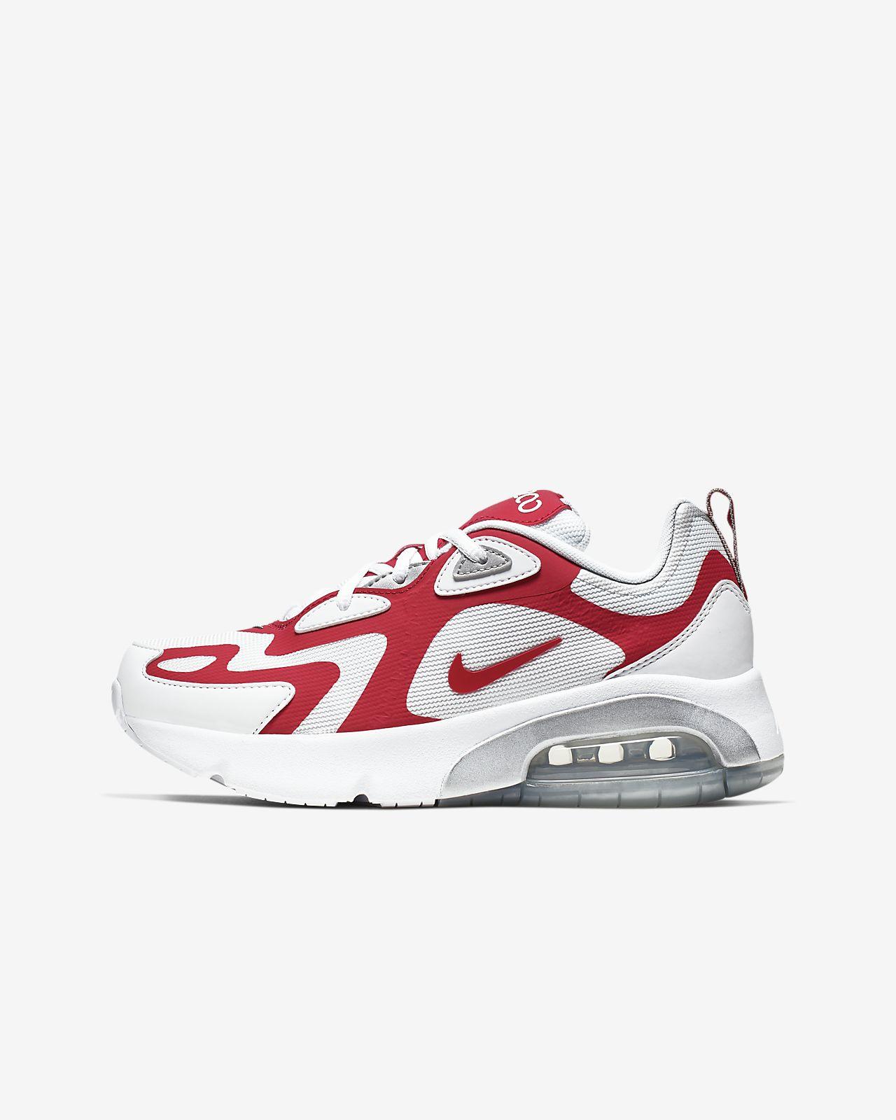 Sko Nike Air Max 200 för ungdom