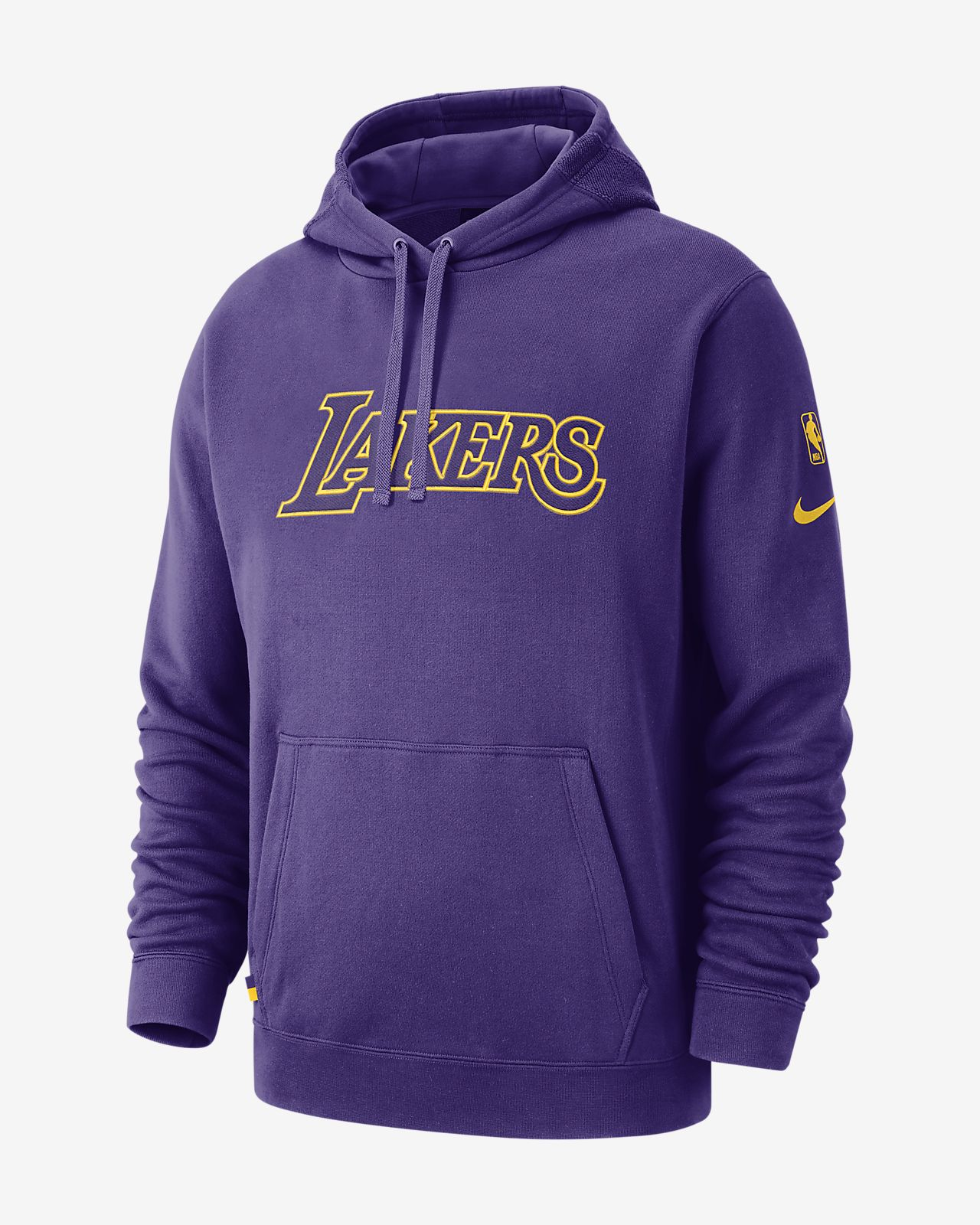 5ef53941d Los Angeles Lakers Nike Men s NBA Hoodie. Nike.com