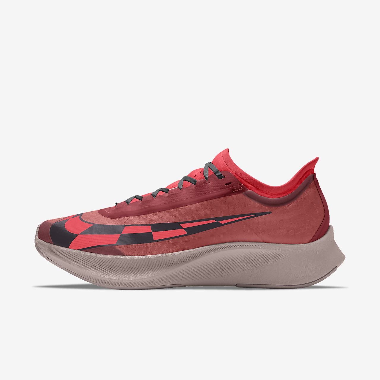 Chaussure de running personnalisable Nike Zoom Fly 3 Premium By You