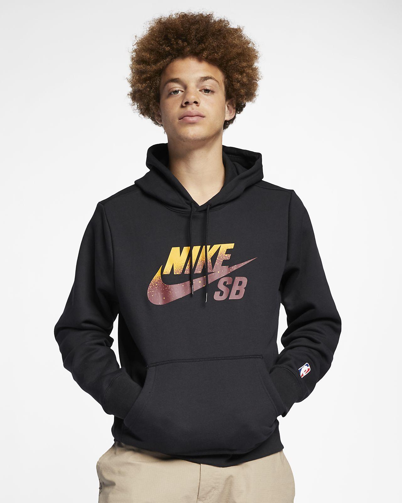 Felpa da skate con cappuccio Nike SB Icon - Uomo
