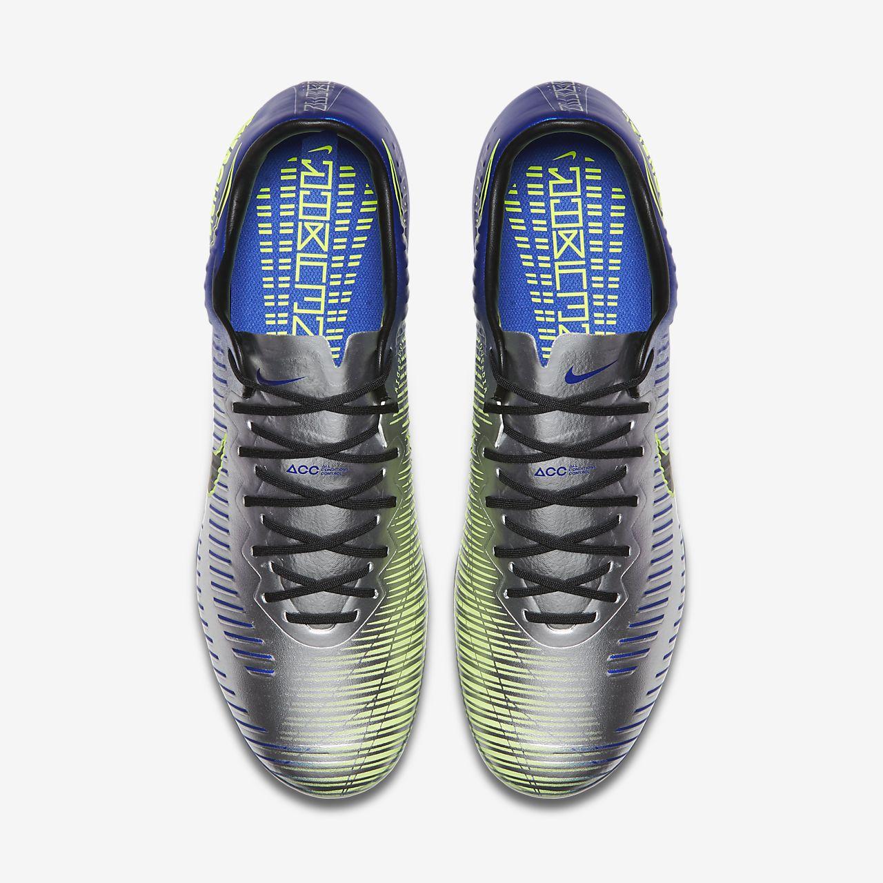 e1ed87bc848 ... chaussure de football à crampons pour terrain sec nike mercurial vapor  xi neymar