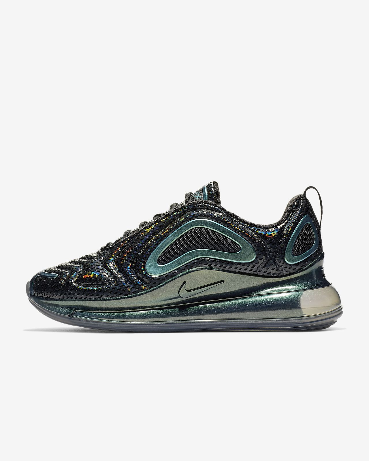 Durable Nike Air Max 720 Royal Blue Navy Blue Men's Casual