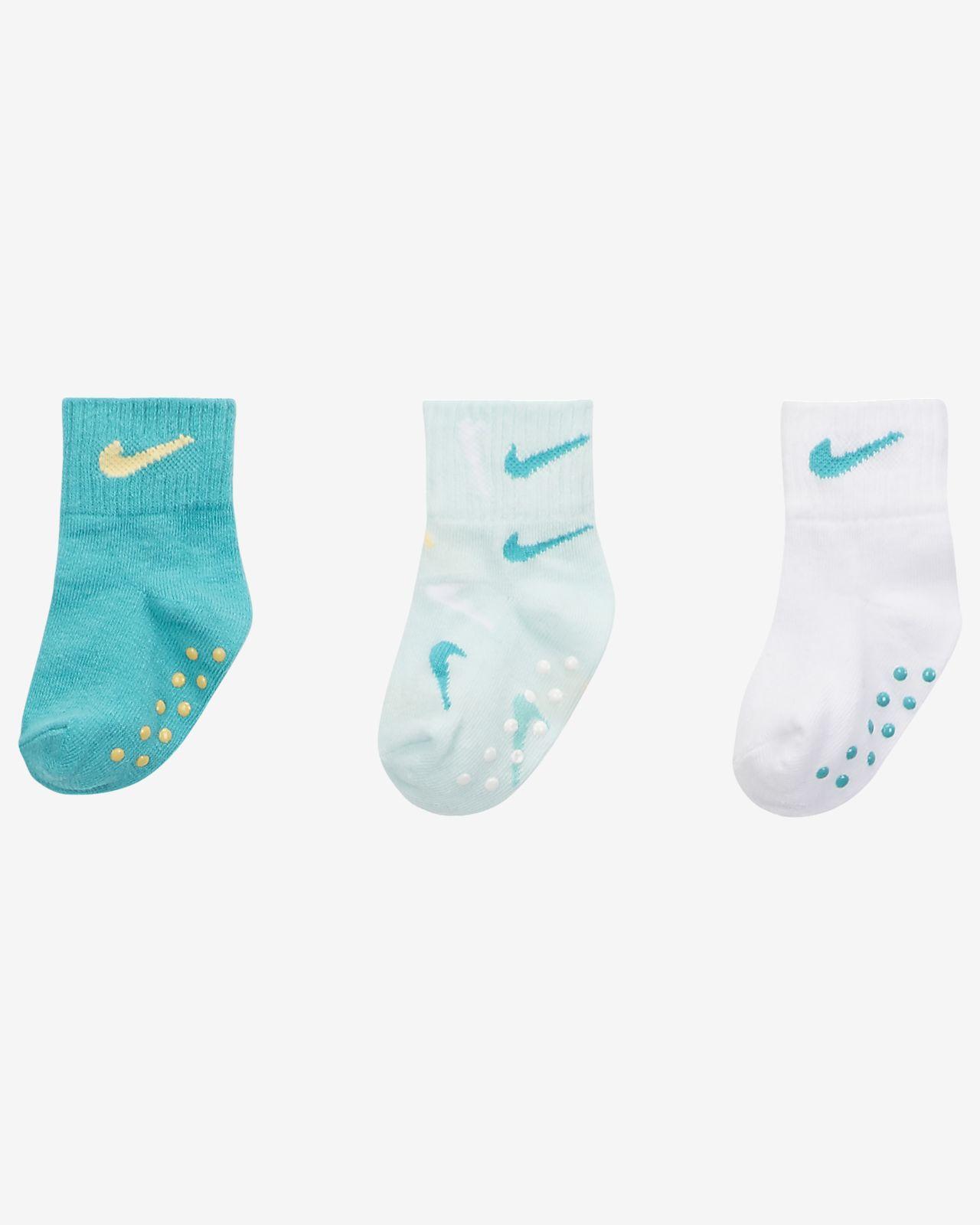 Nike Gripper Toddler Socks (3 Pairs)