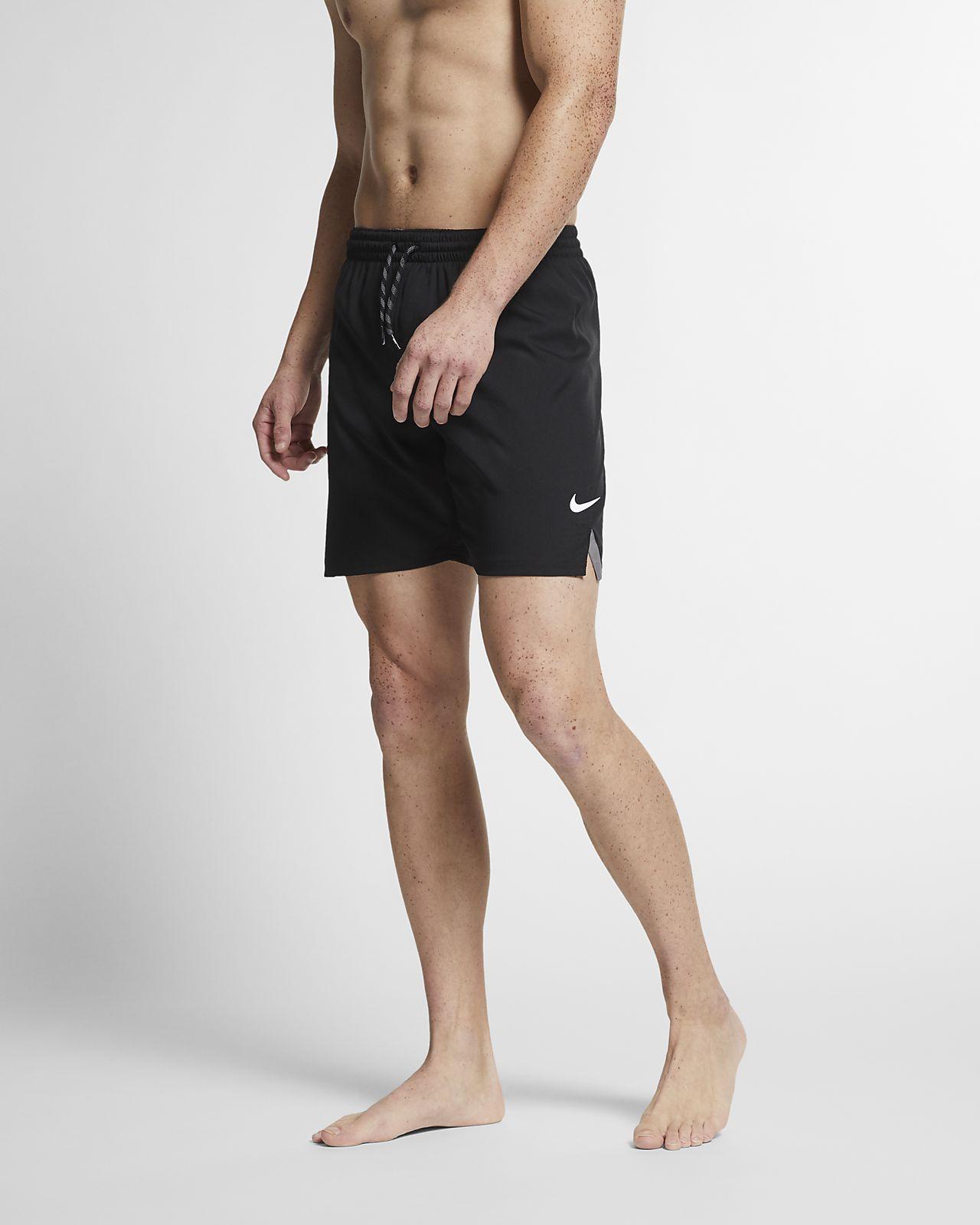"Nike Solid Vital Men's 7"" Swim Trunks"