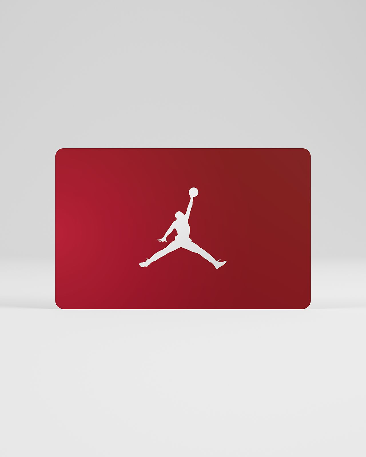 Jordan Gift Card