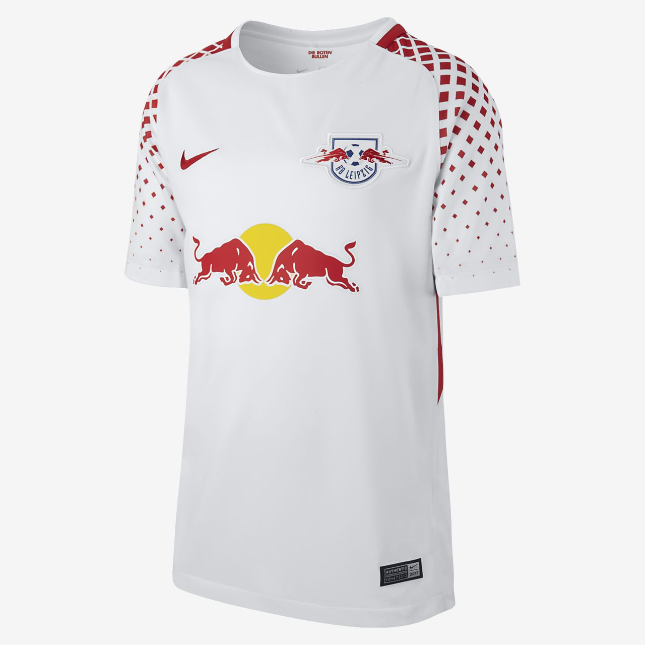 2017 18 RB Leipzig Stadium Home Away Older Kids  Football Shirt ... c24f2944b