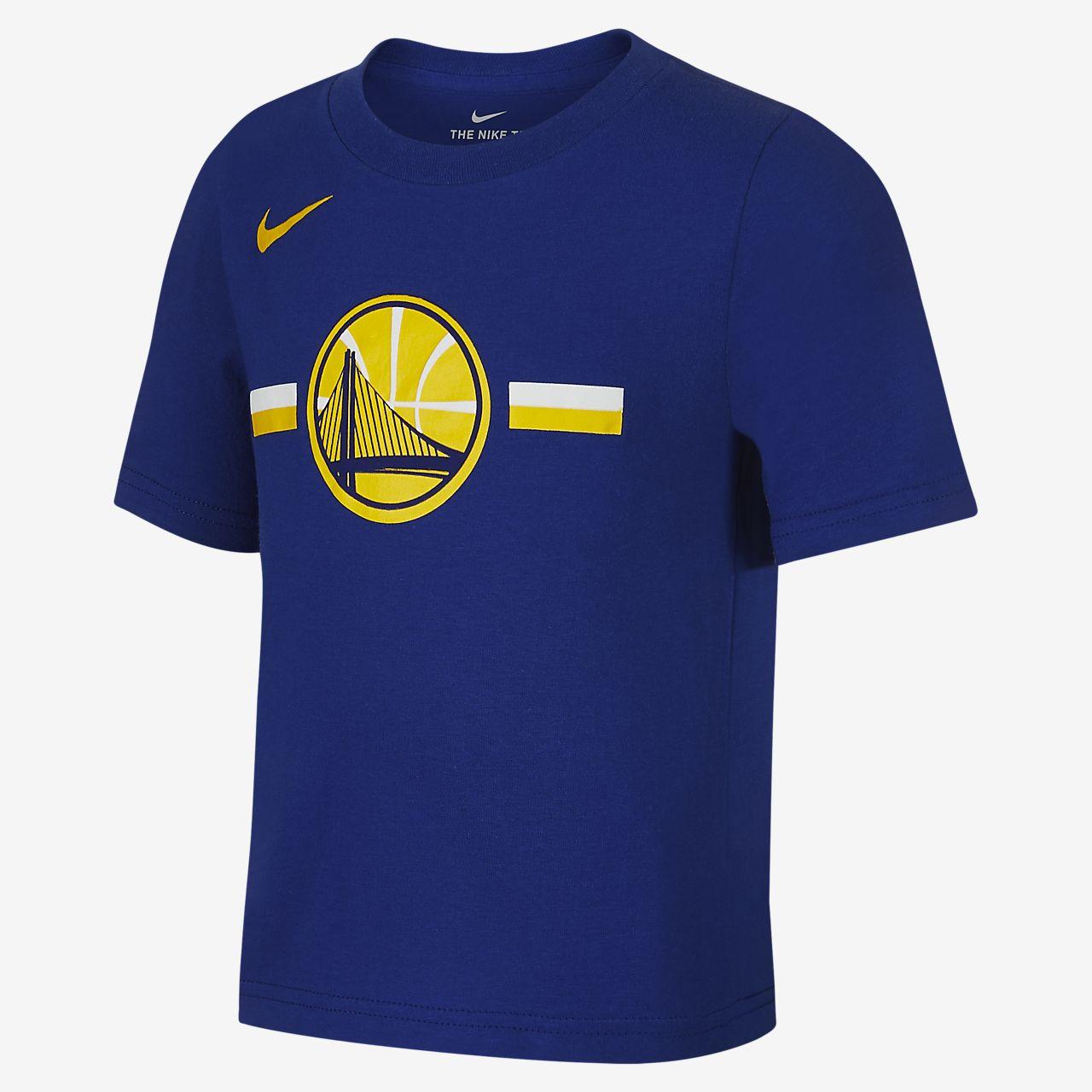 金州勇士队 Nike幼童 NBA T恤