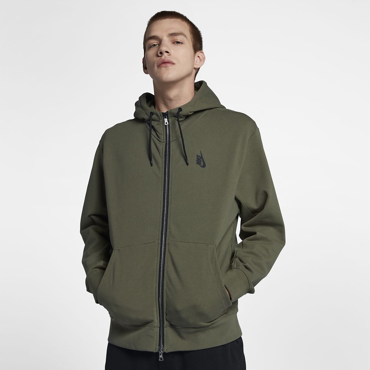 ... NikeLab Collection Men's Full-Zip Hoodie
