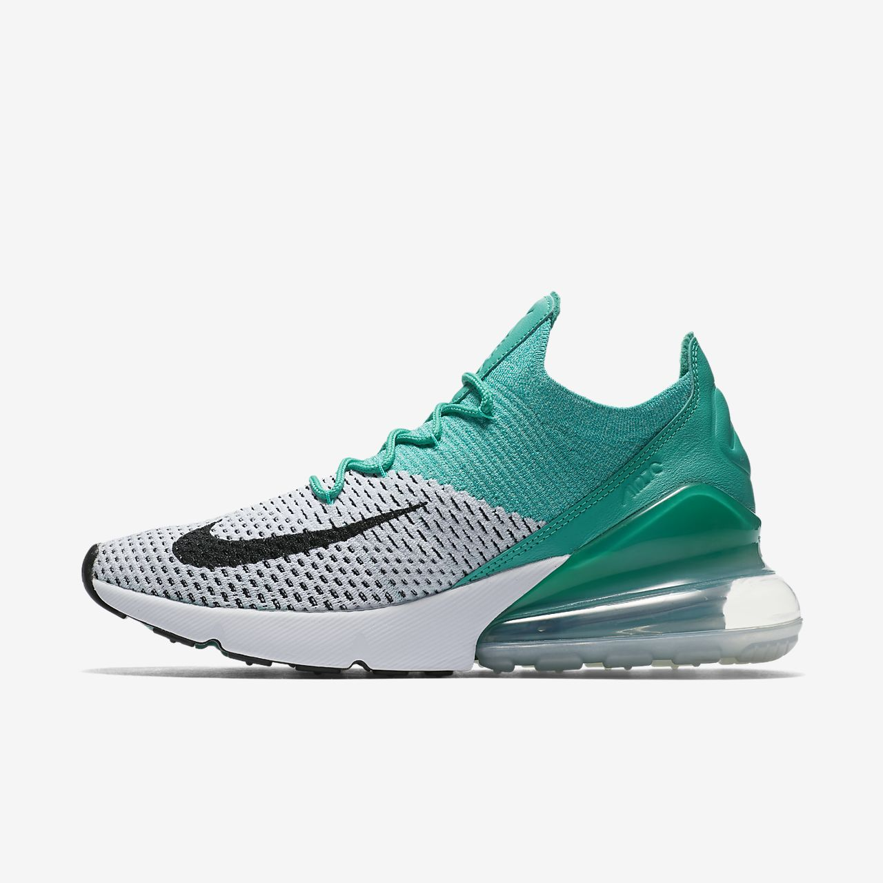 ... Nike Air Max 270 Flyknit Women's Shoe