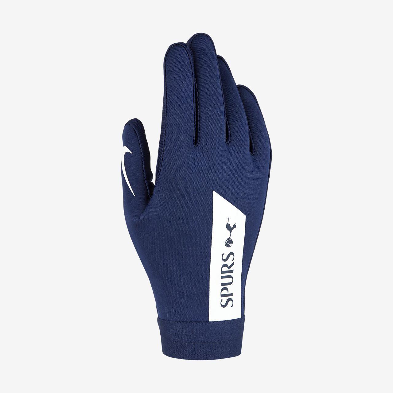 Γάντια ποδοσφαίρου Nike HyperWarm Tottenham Hotspur Academy. Nike.com GR 40fa140b475