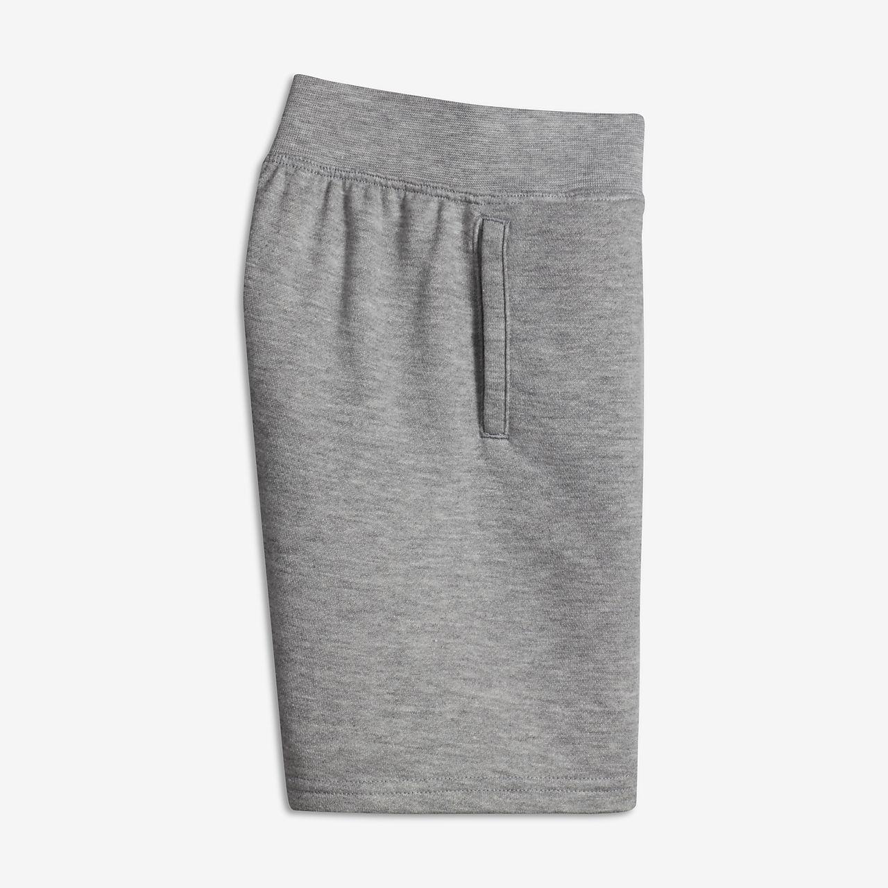 nike ensemble sportswear gris french terry