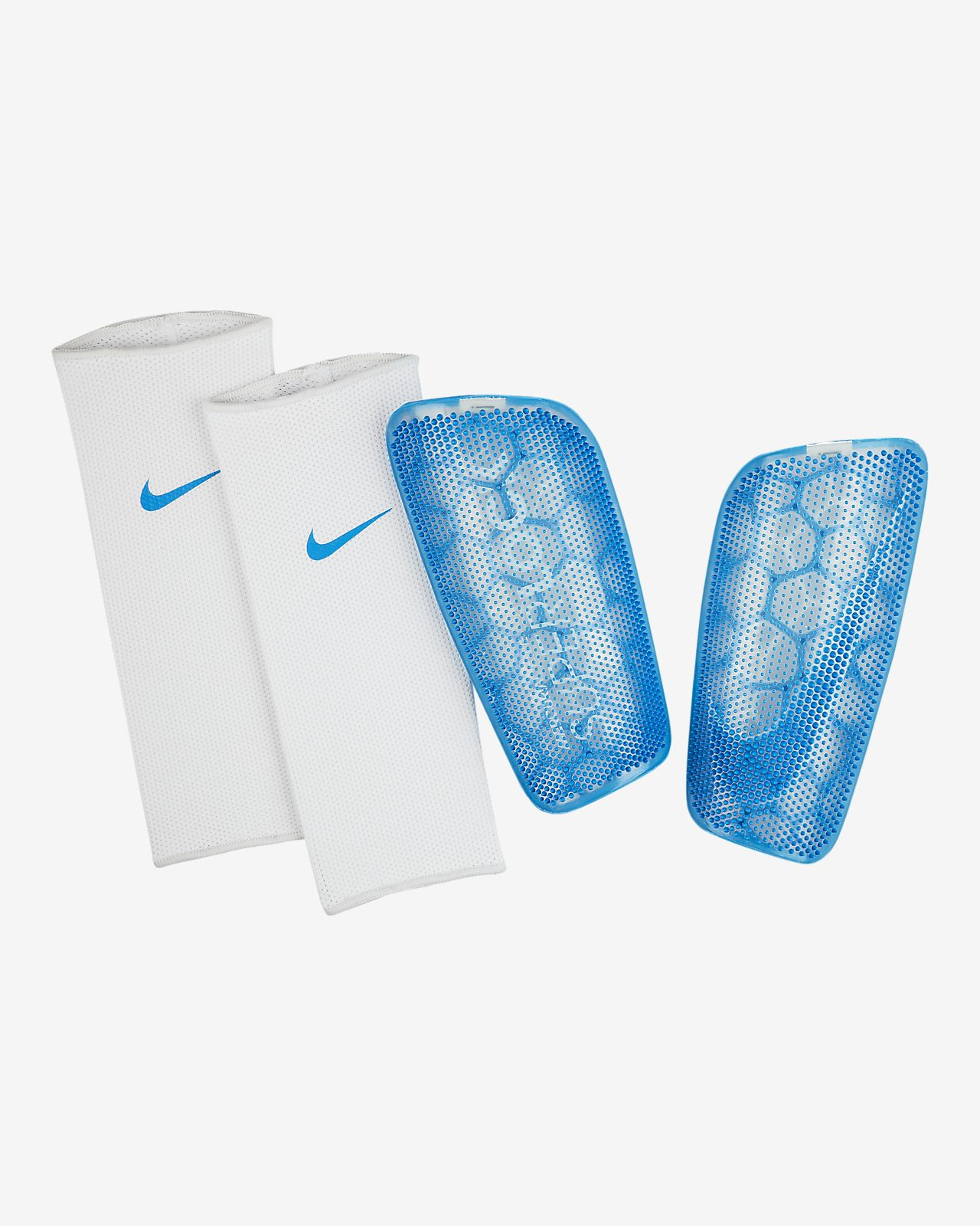 on feet images of new arrival on feet images of Nike Mercurial FlyLite SuperLock Football Shinguards