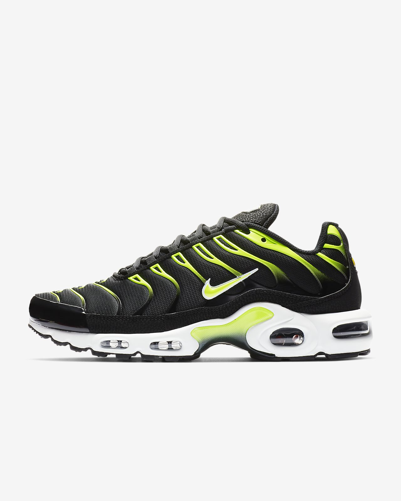 brand new 3b997 593ce ... blanco negro 52630010 a5756 03941  switzerland calzado para hombre nike  air max plus fb2cb 0b1ae
