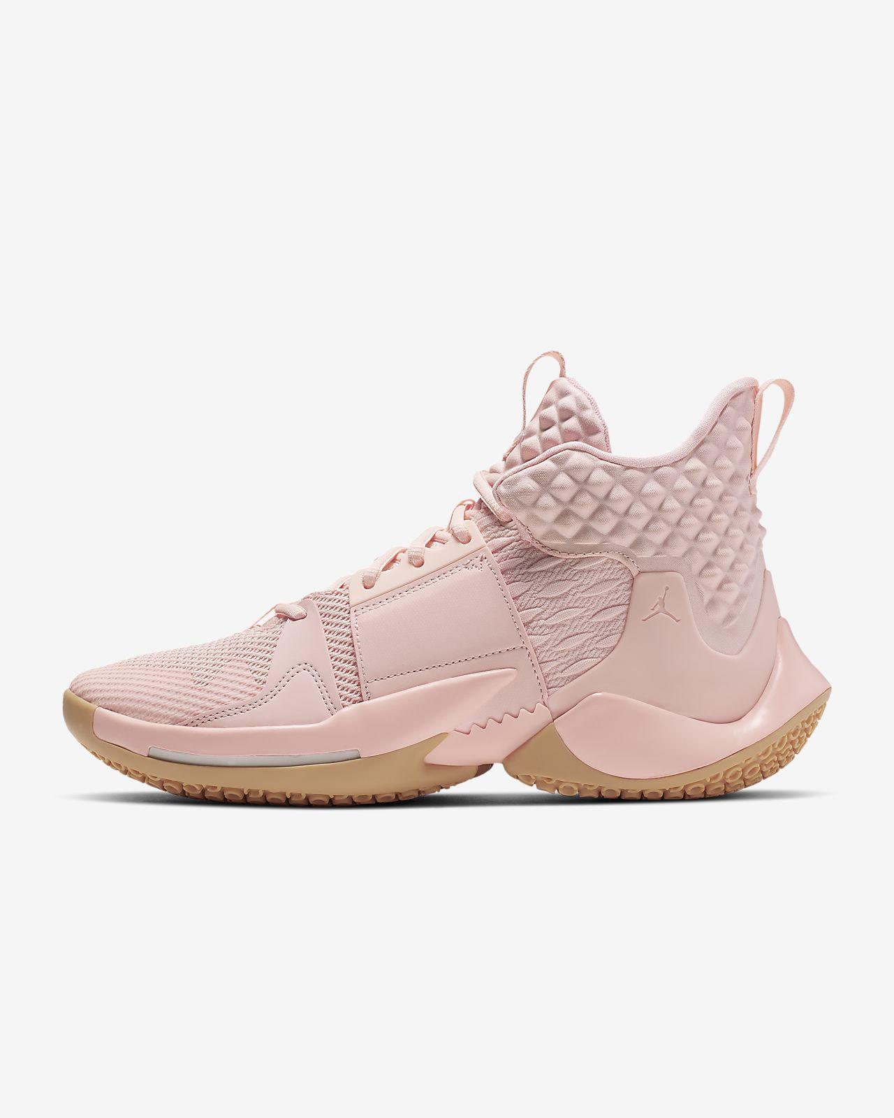 "Jordan ""Why Not?"" Basketbalová bota Zer0.2"
