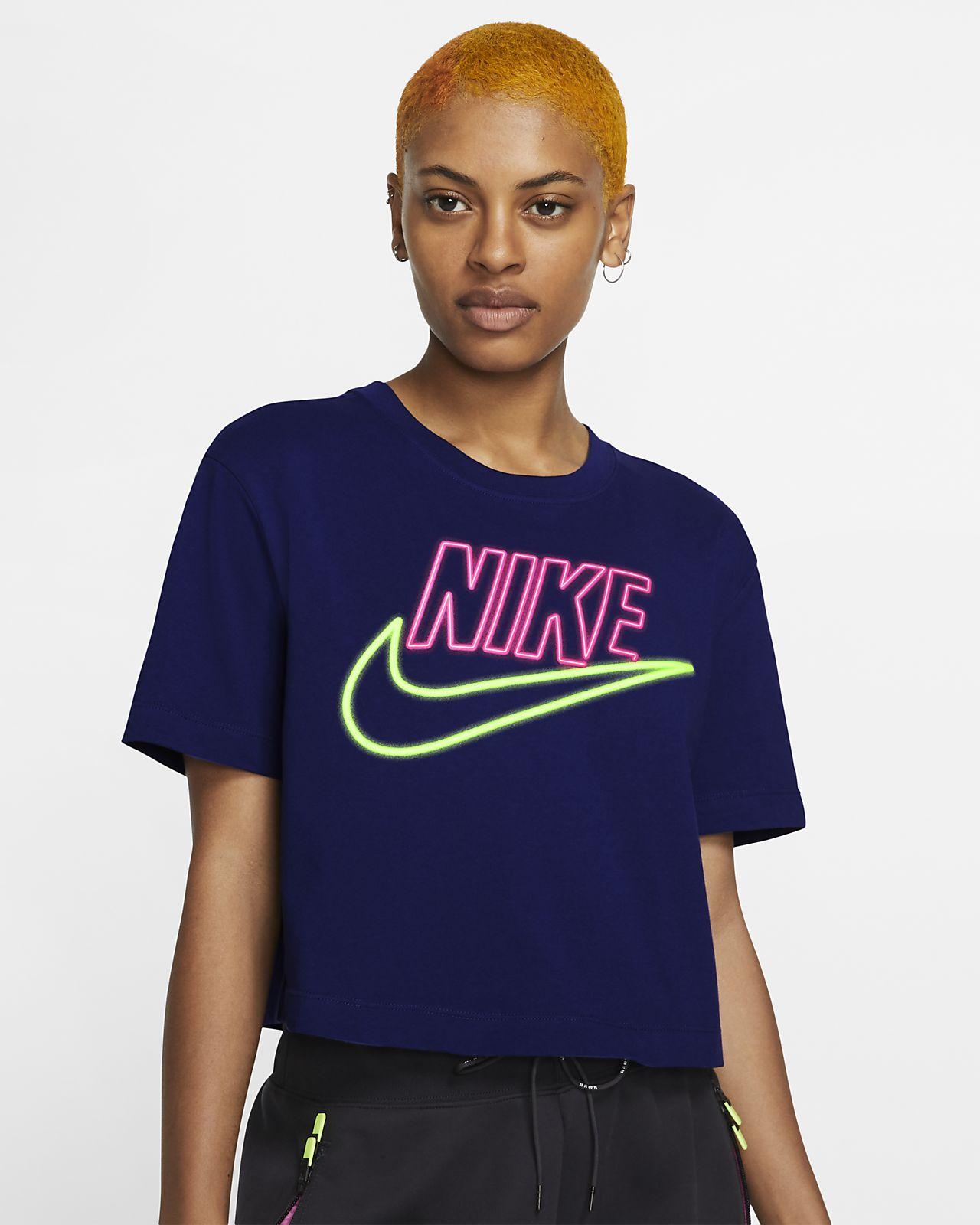 donna t shirt nike
