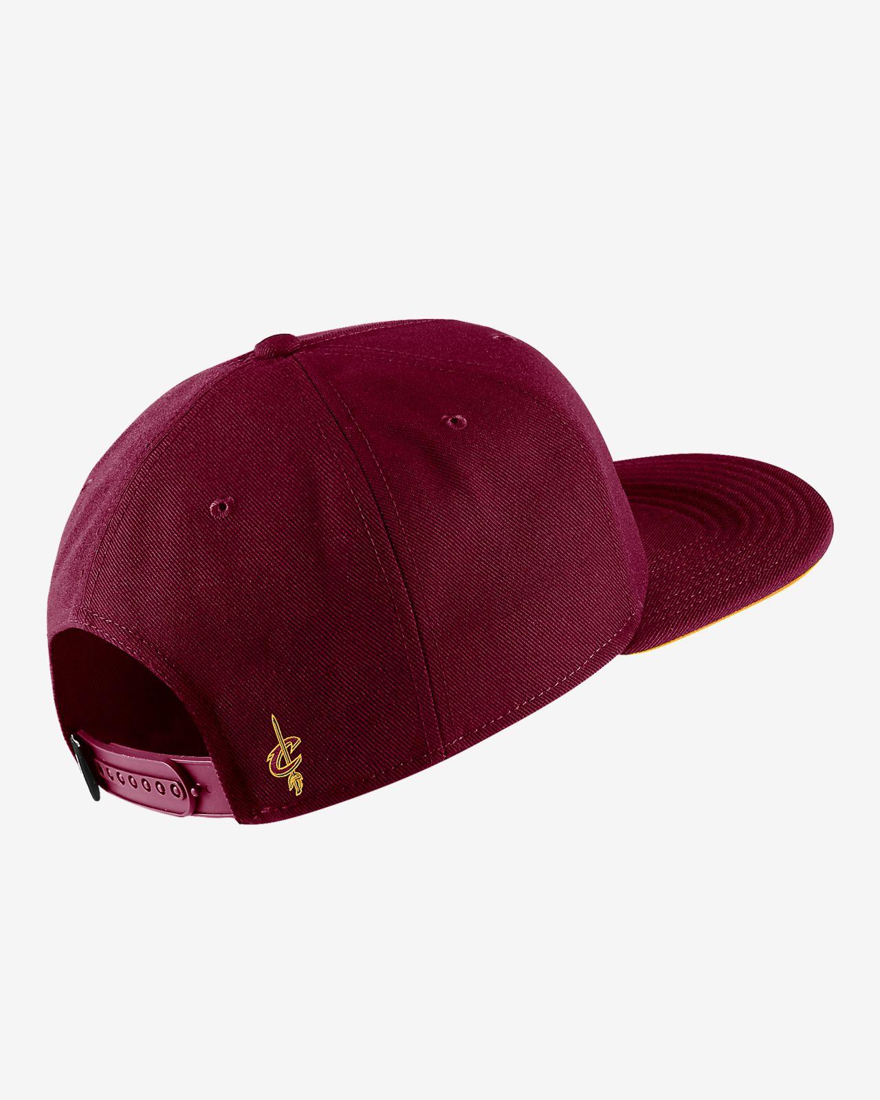 Cleveland Cavaliers Nike AeroBill NBA Hat. Nike.com HU 02536fa3832