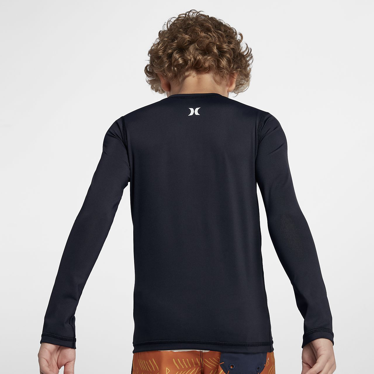 8c9aed0451 ... Camiseta protectora de manga larga para niño Hurley One And Only