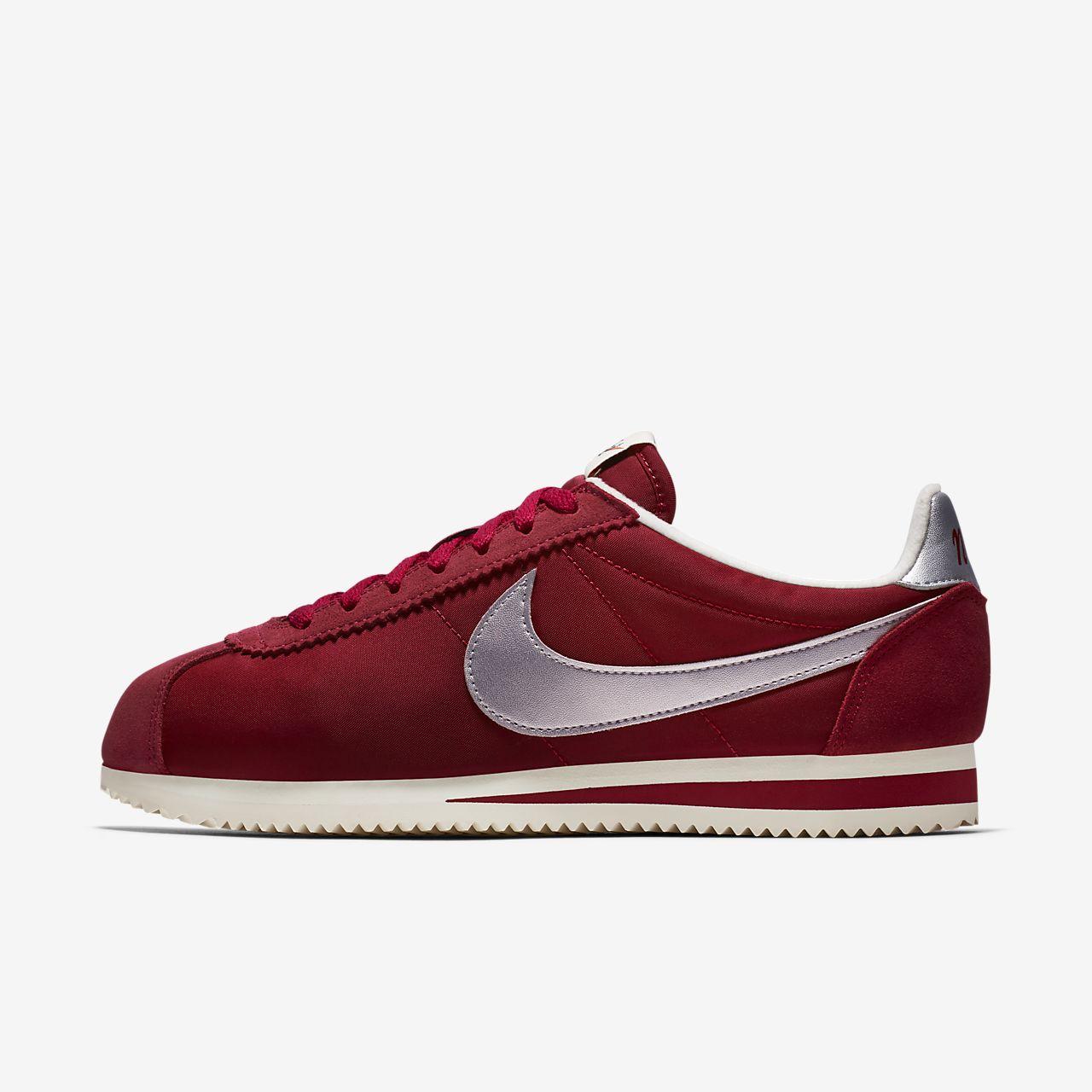 Nike Classic Cortez Nylon PREM 男子运动鞋