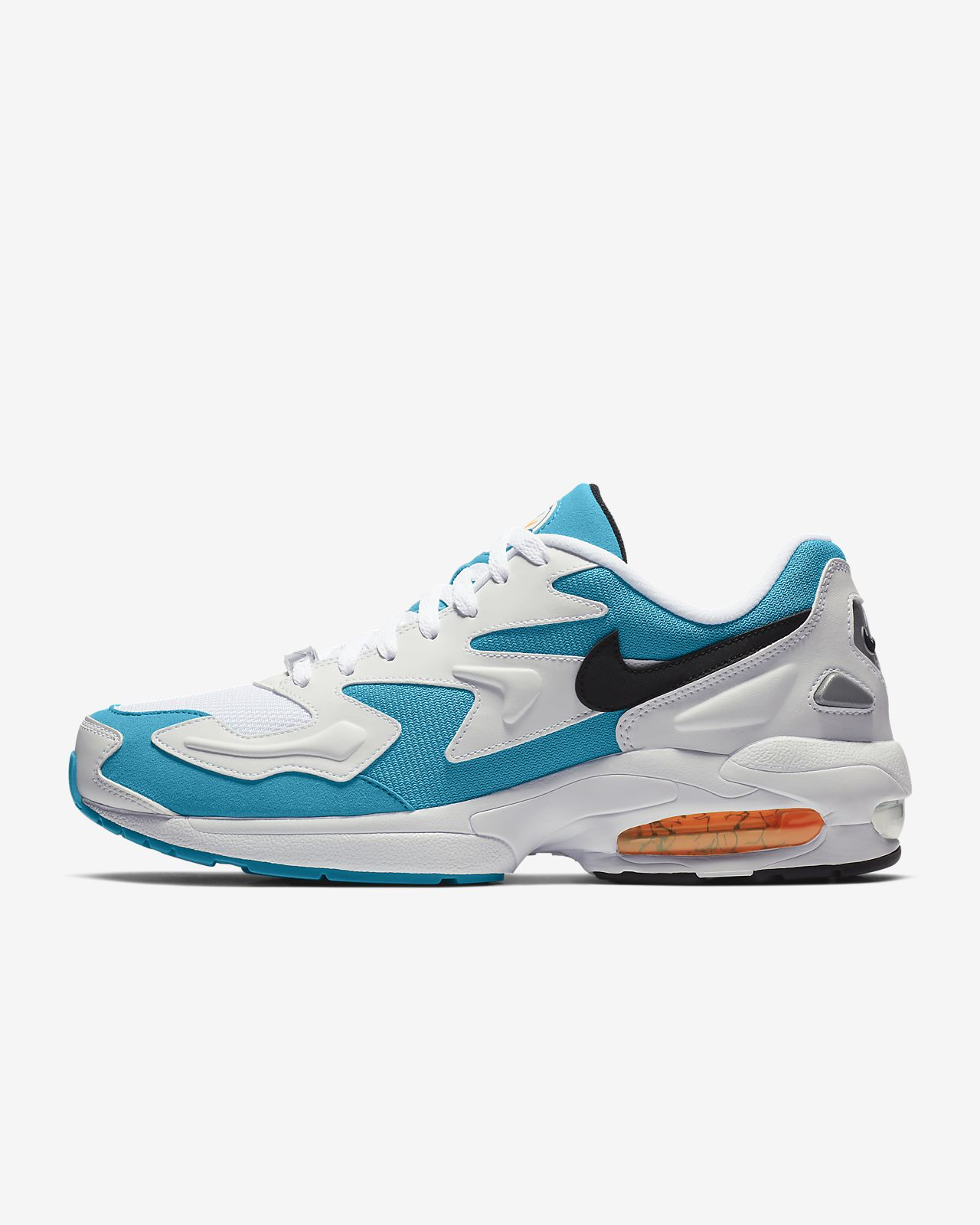 half off 9cebe 80db8 ... Nike Air Max2 Light-sko til mænd