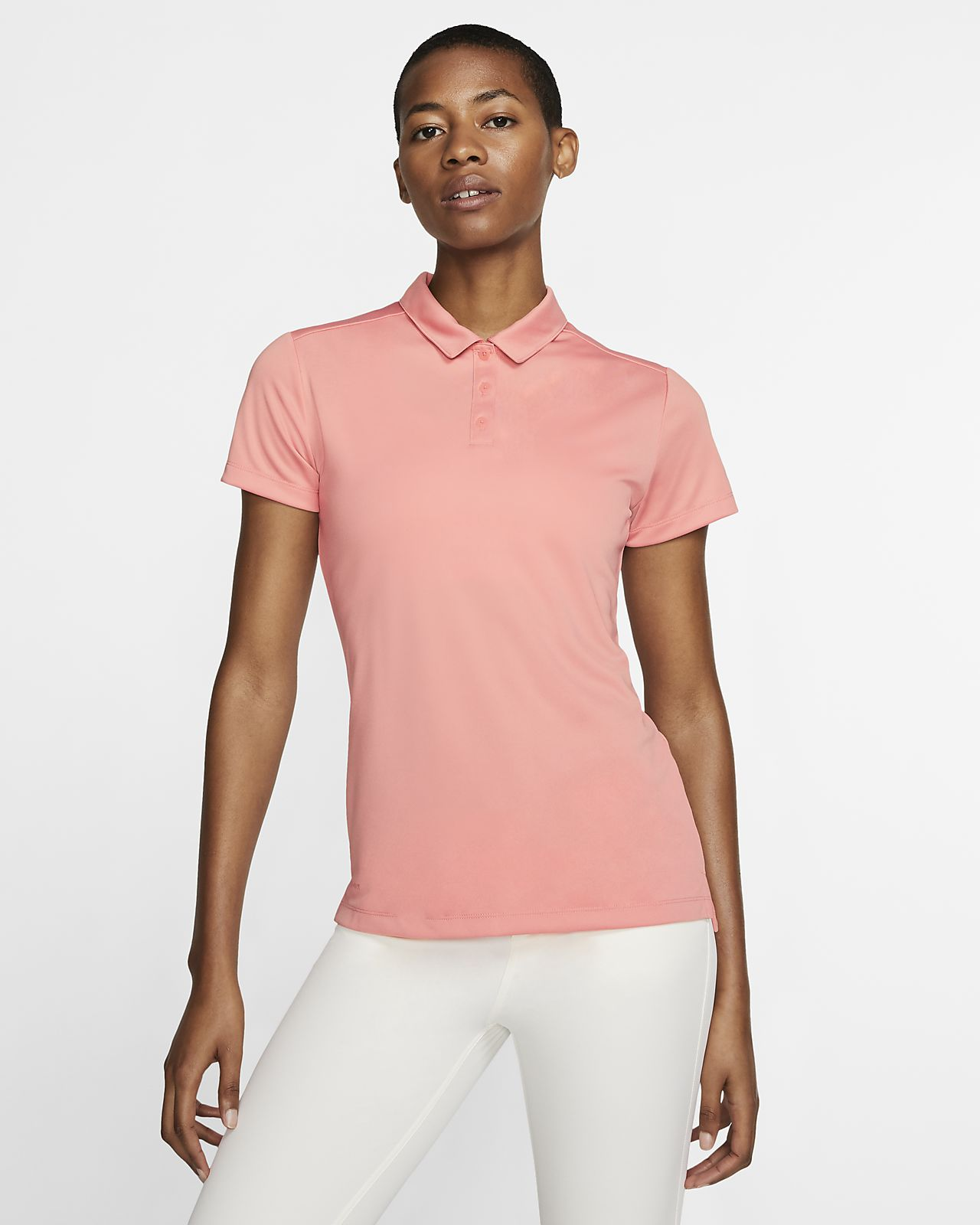 ebafaebcf181a Nike Dri-FIT Women's Golf Polo. Nike.com