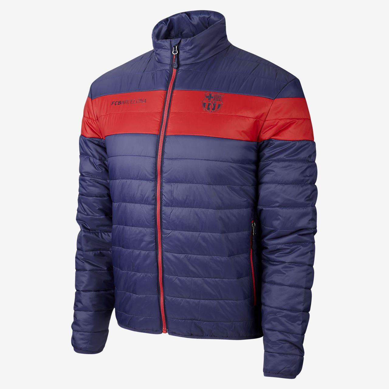 9df2ba7e5575 FC Barcelona Padded Men s Jacket. Nike.com GB