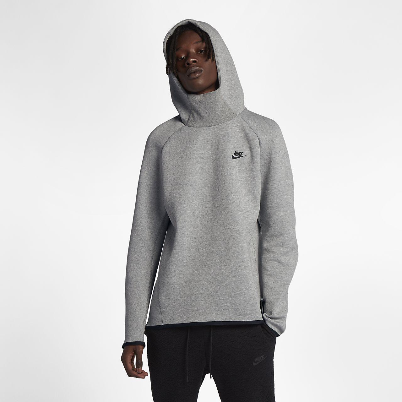Pullover Hoodie Lu Tech Sportswear Men's Nike Fleece wO74qpH