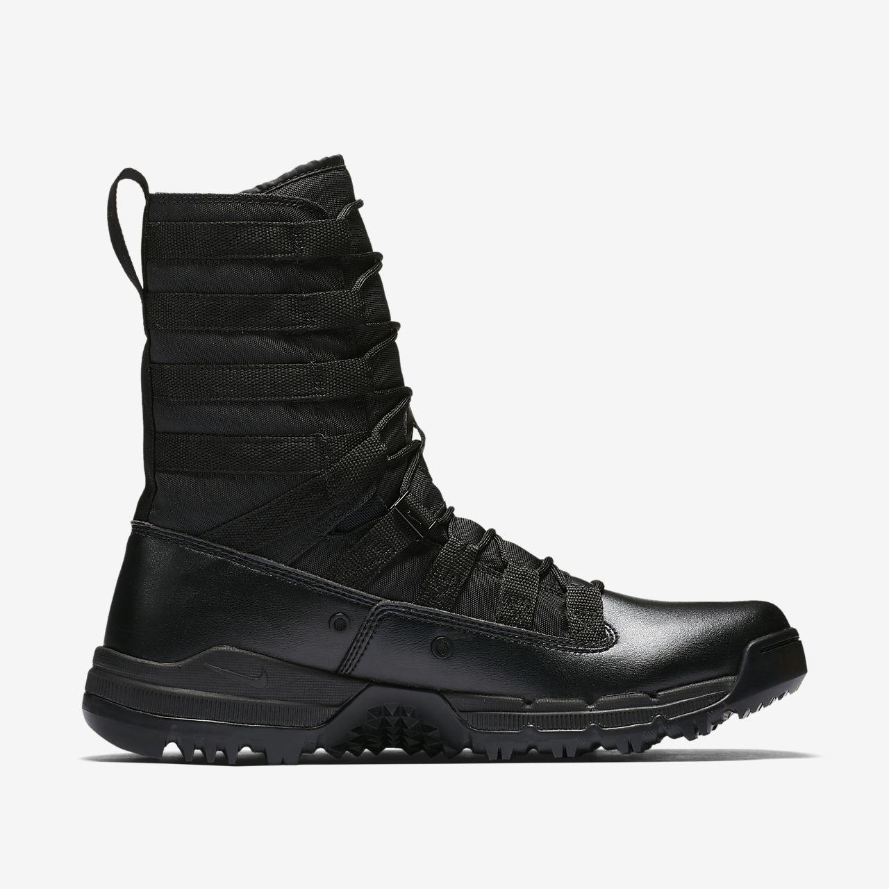 Nike SFB Gen 2 20.5cm (approx.) Men's Unisex Boots Black jS6579Z
