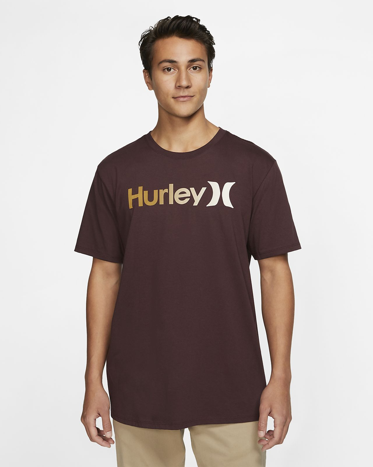 Hurley Premium One And Only Gradient 2.0 Erkek Tişörtü